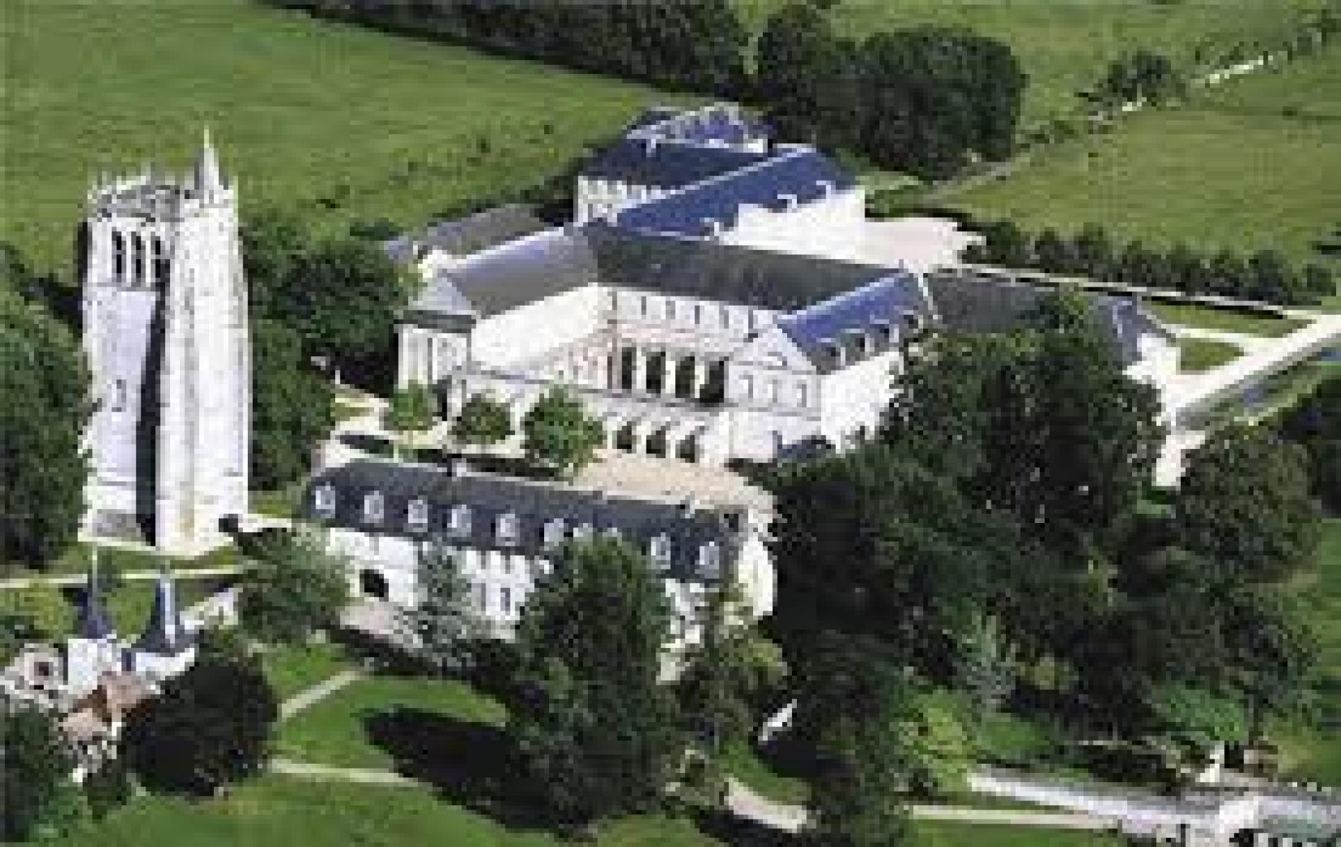 L'abbaye du Bec Hellouin