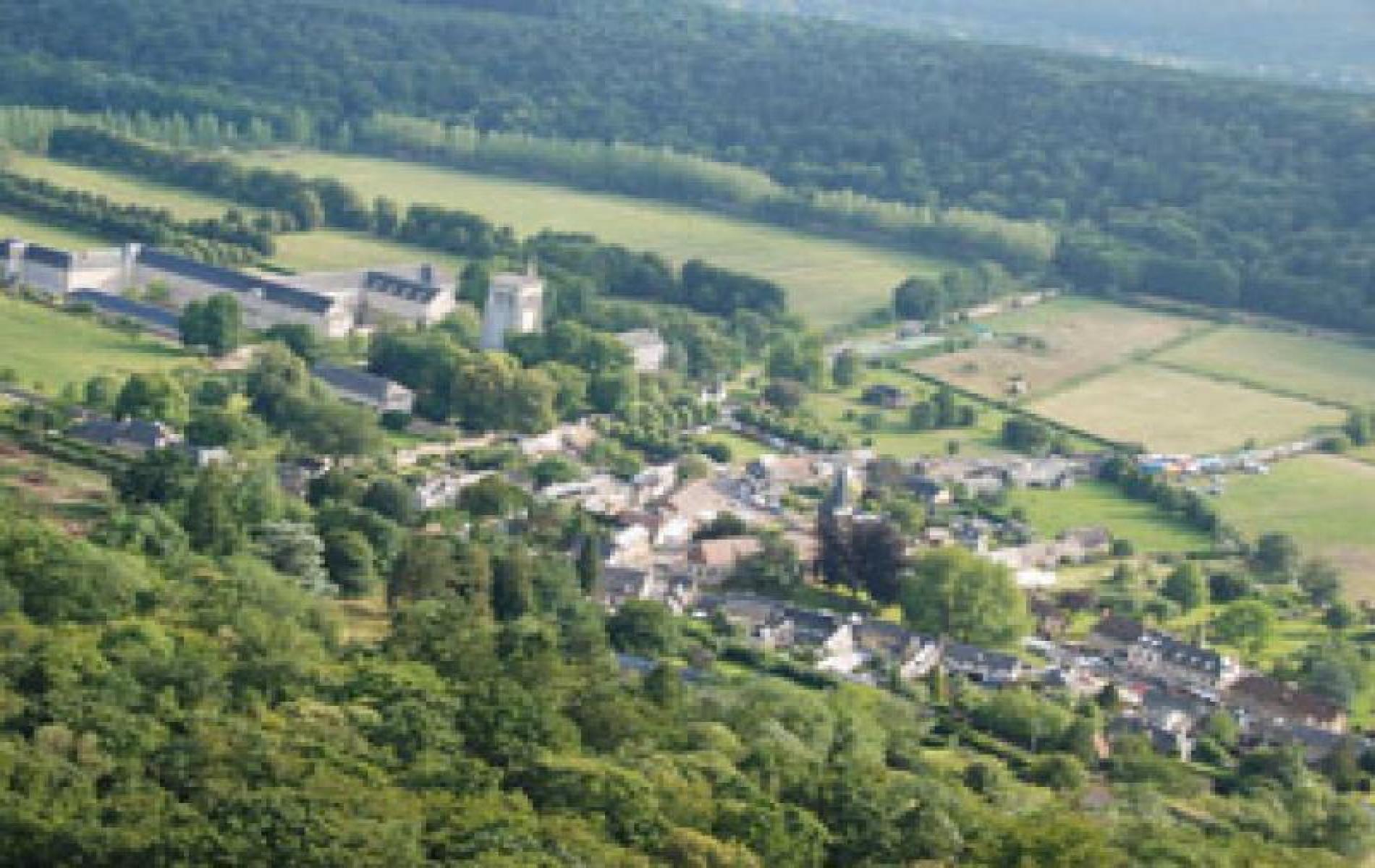 Le village du Bec Hellouin