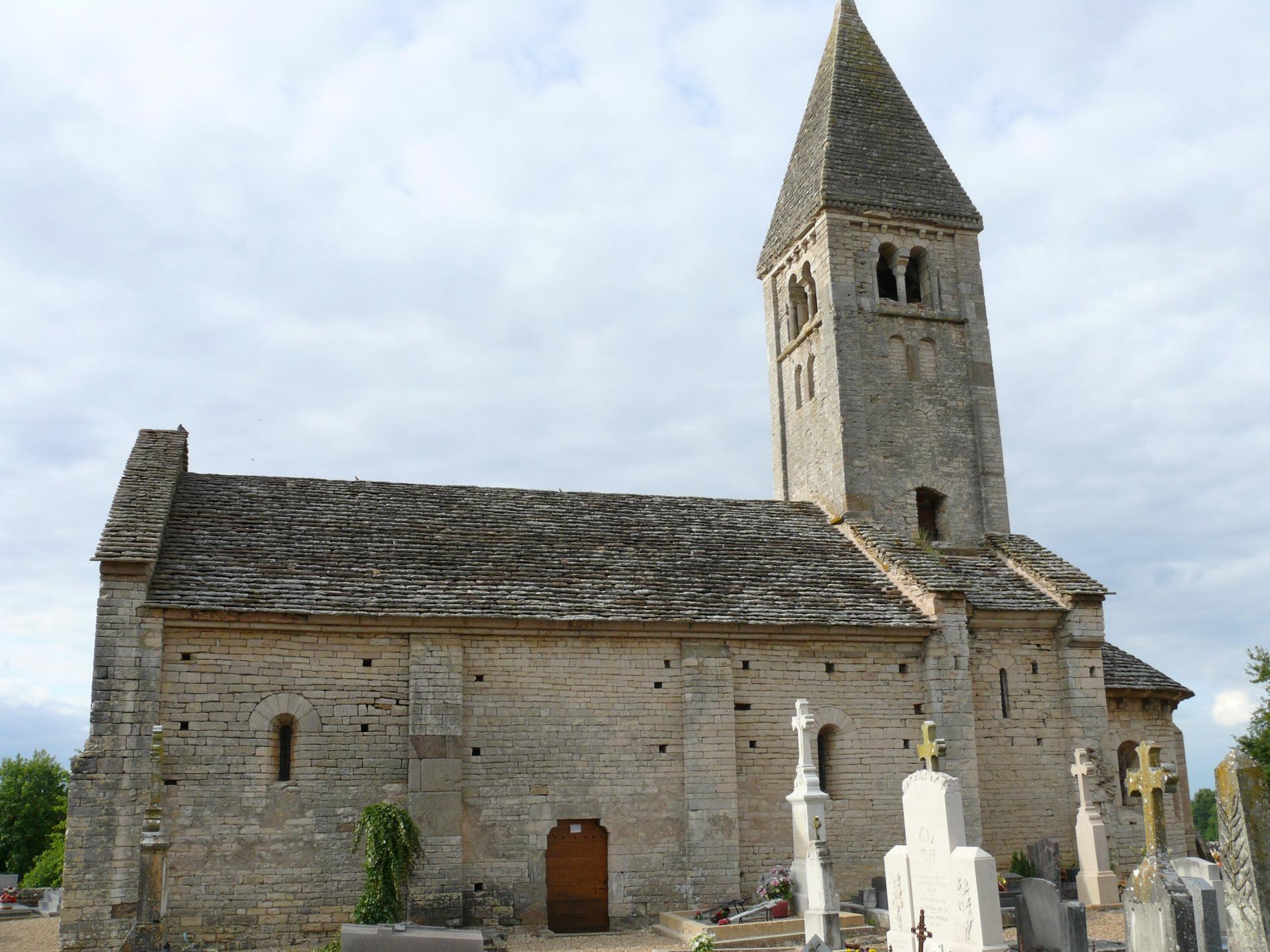église d ougy