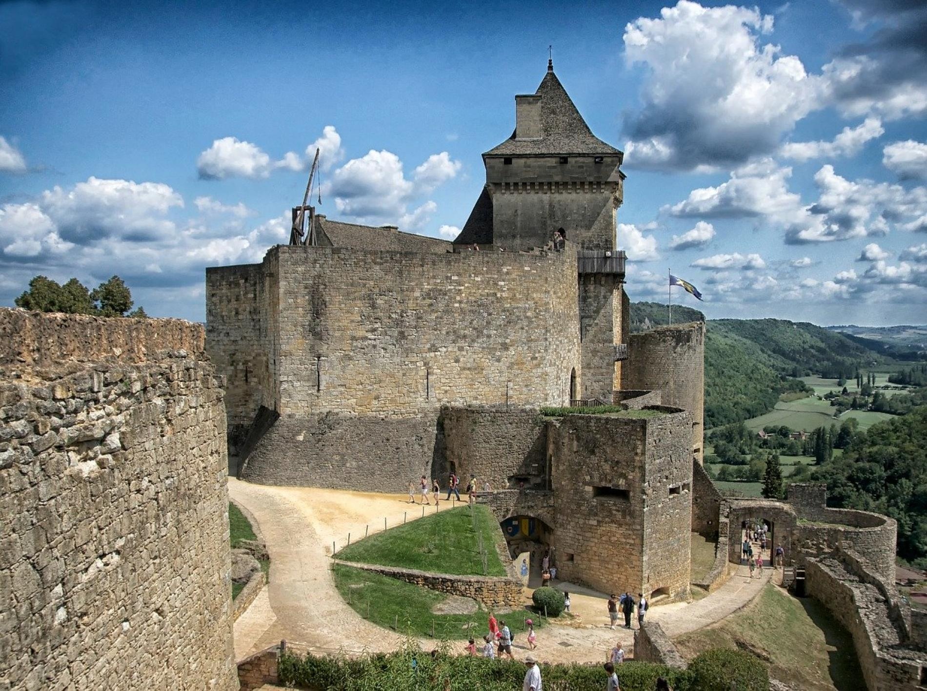 Castelnaud and its Castels