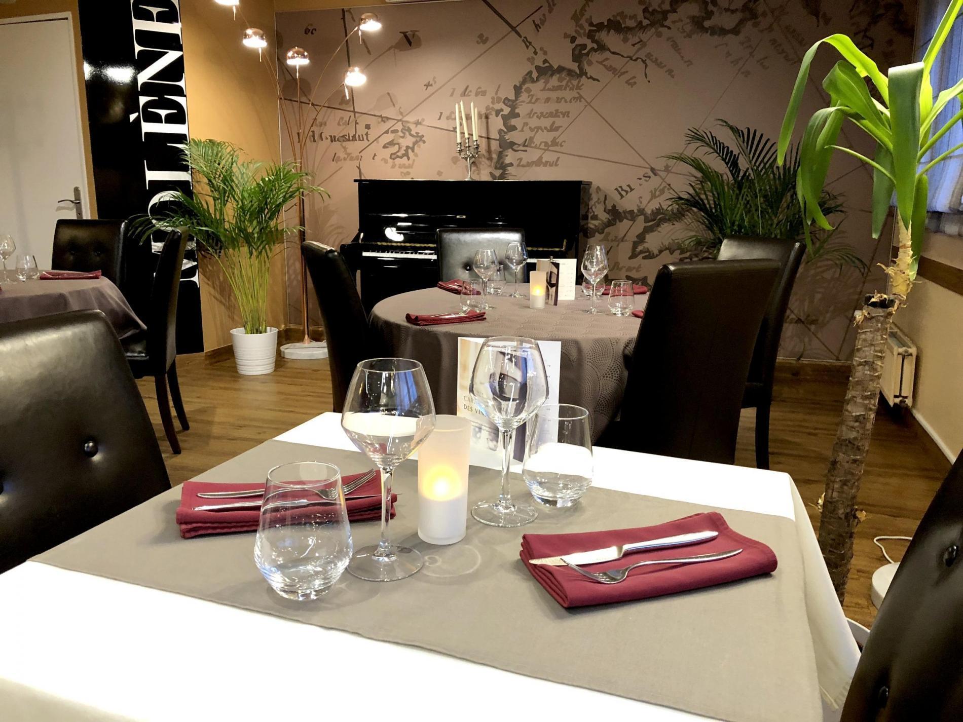 Restaurant Atlantide
