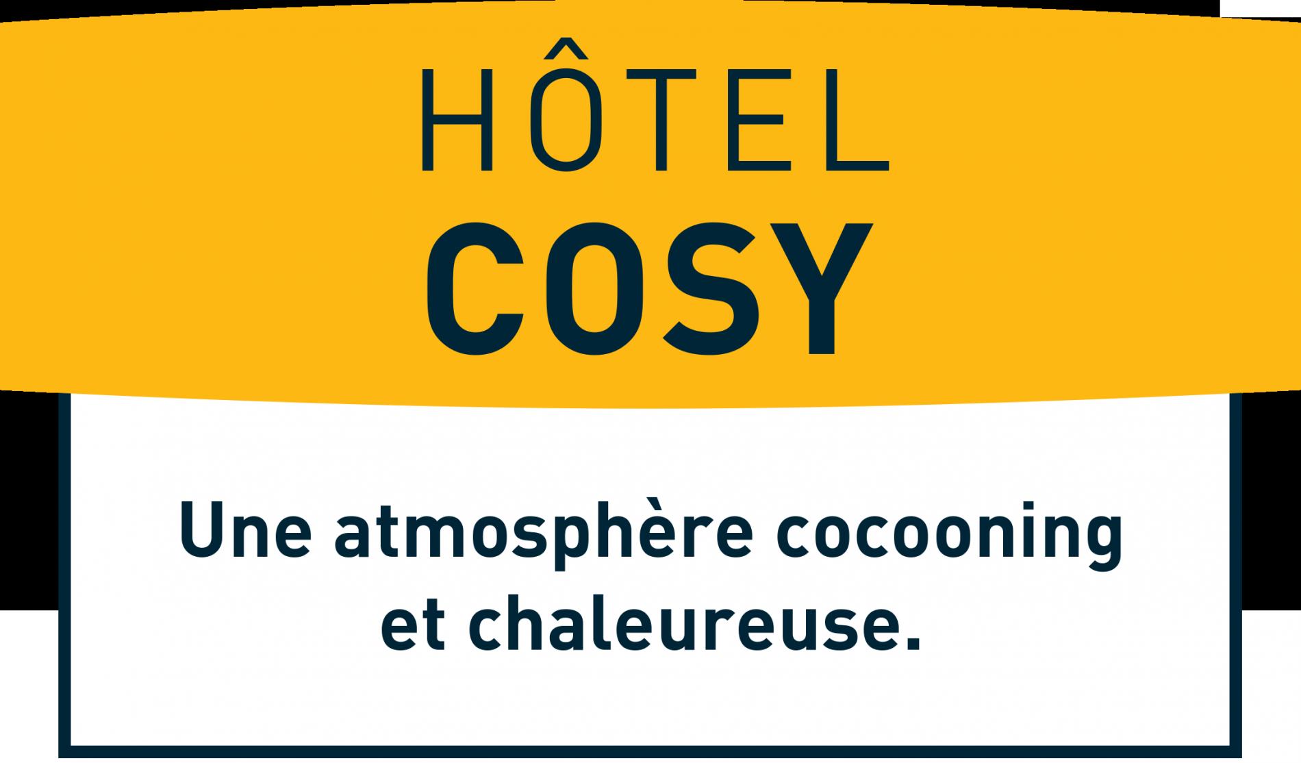 Logo Logis Hôtel Cosy à Salleboeuf, Les Secrets Château Pey la Tour en Aquitaine