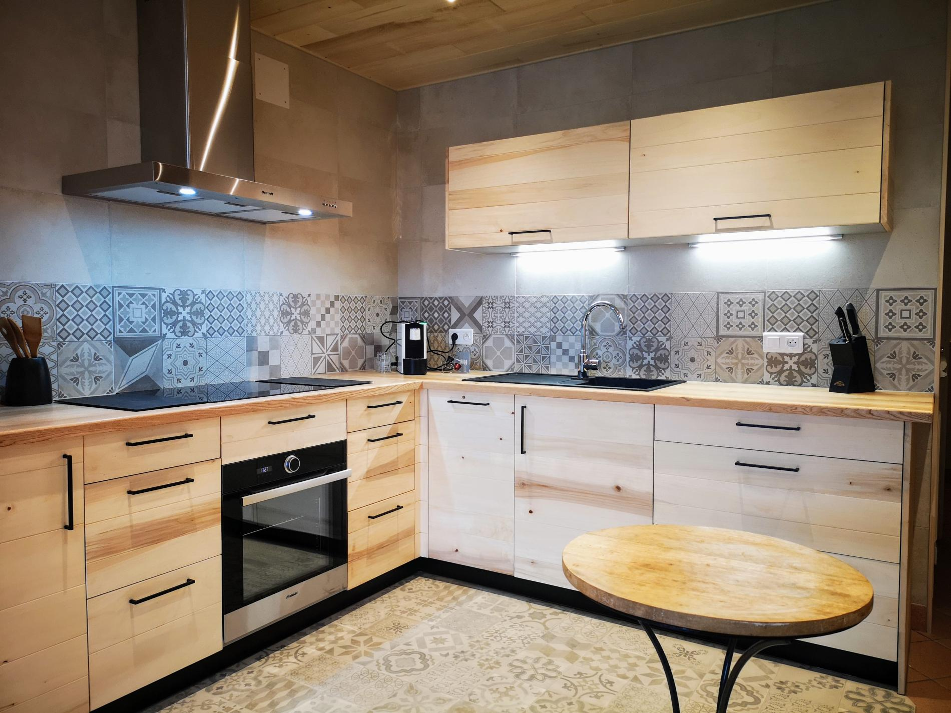 Votre cuisine toute équipée