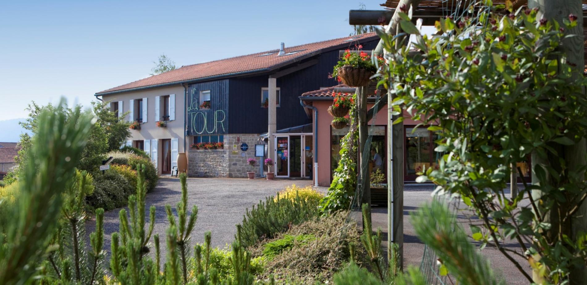 Hôtel Cosy en Haute-Loire