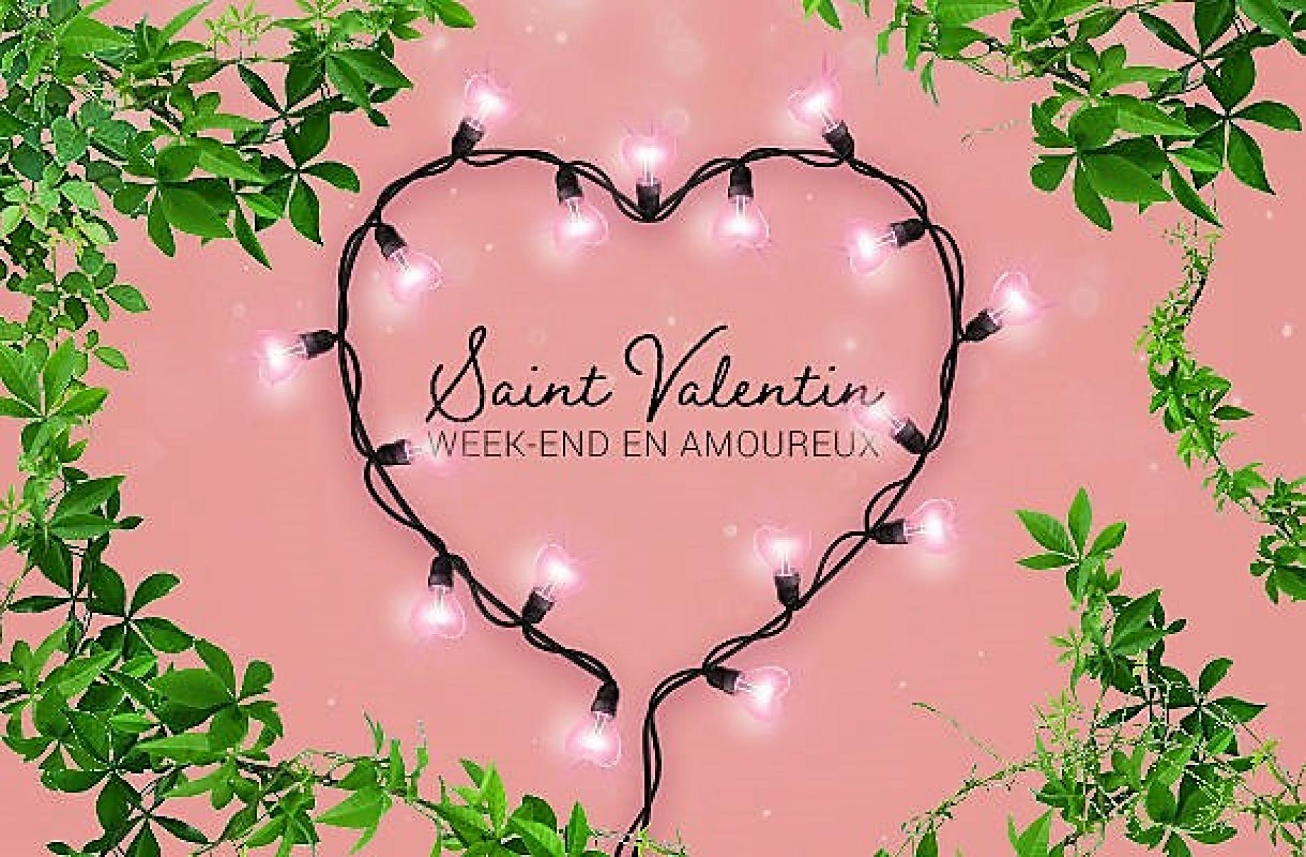 Offre  st valentin   2 nuits