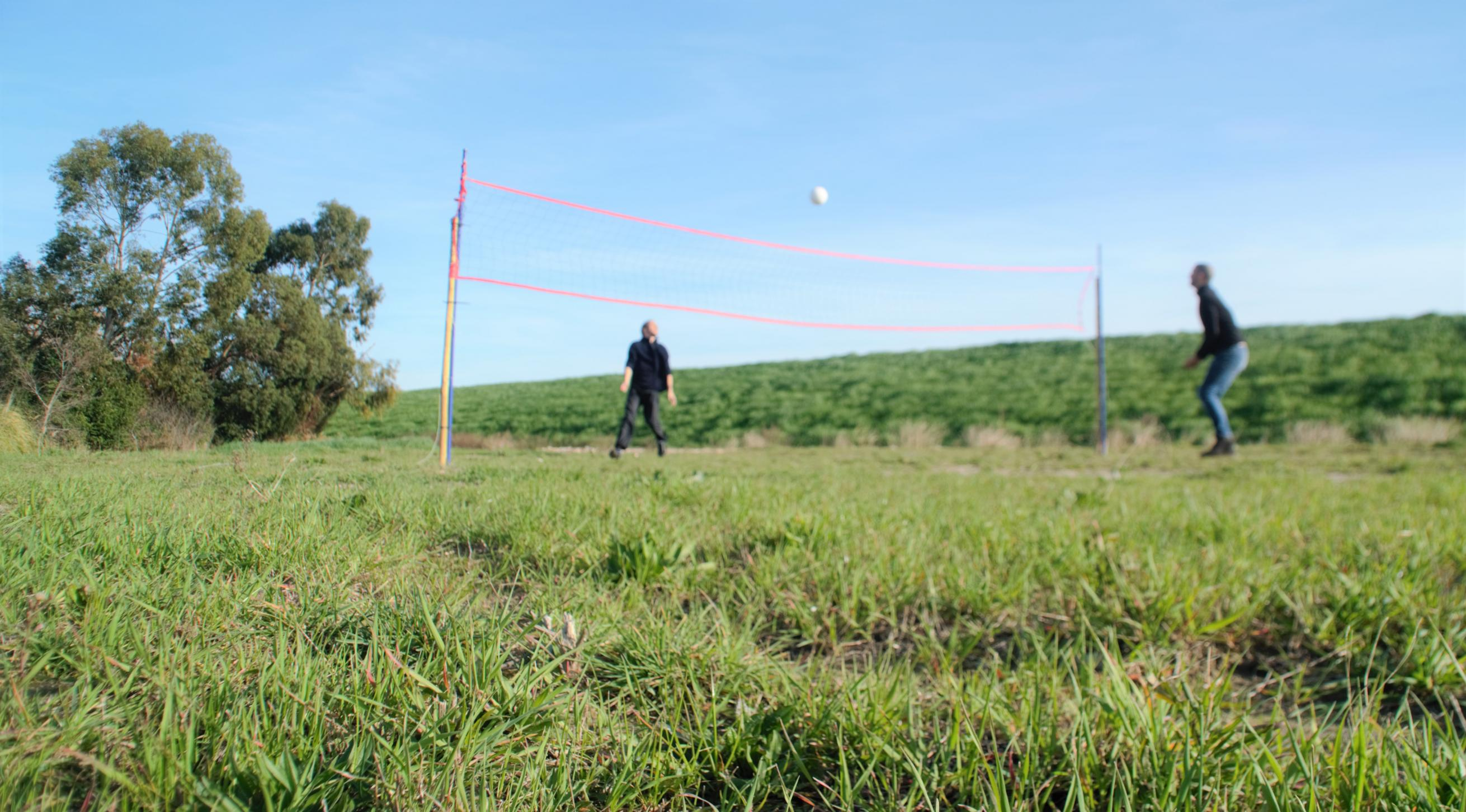 Terrain Volley/Pétanque
