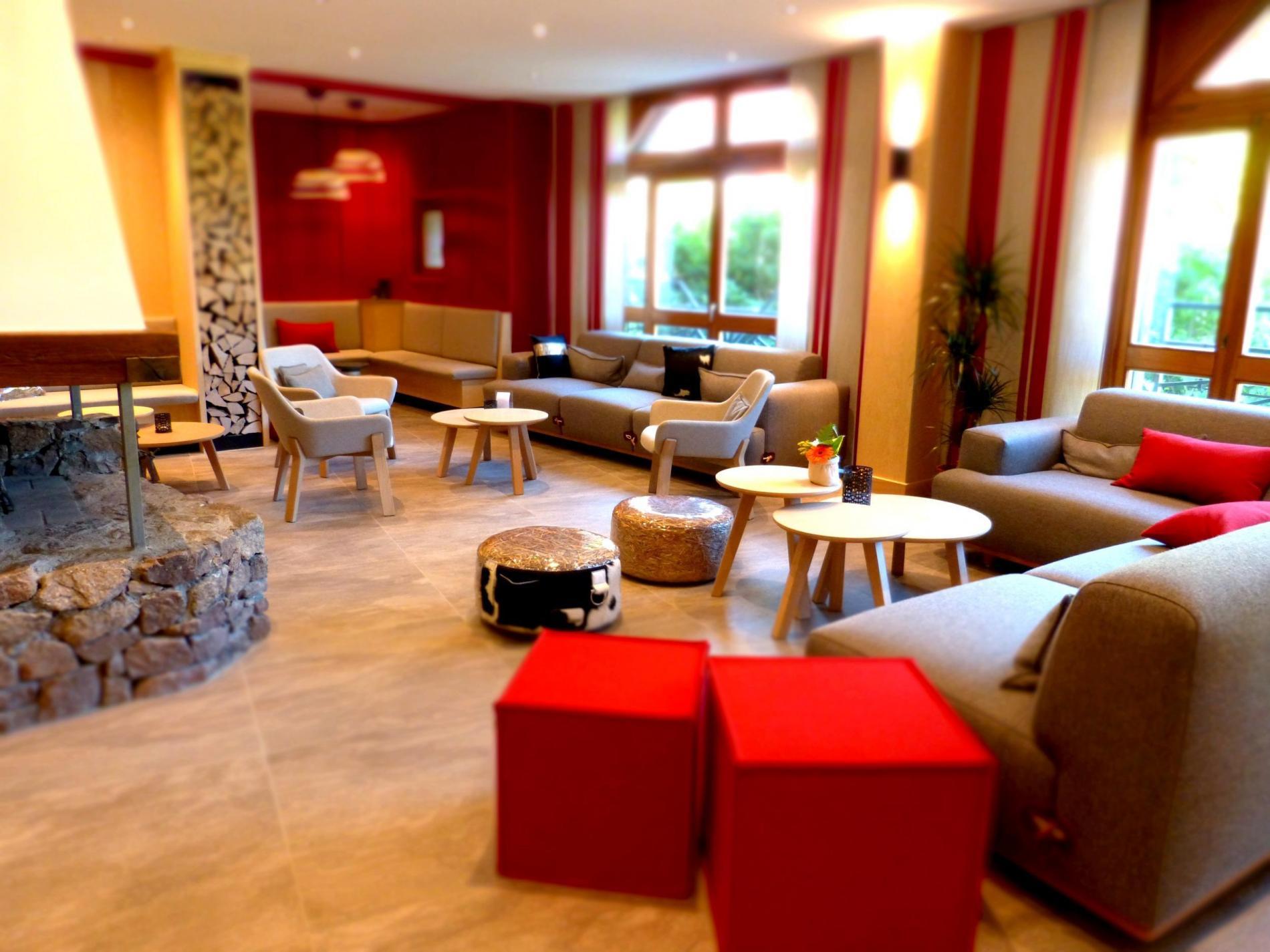 Hôtel centre Alsace