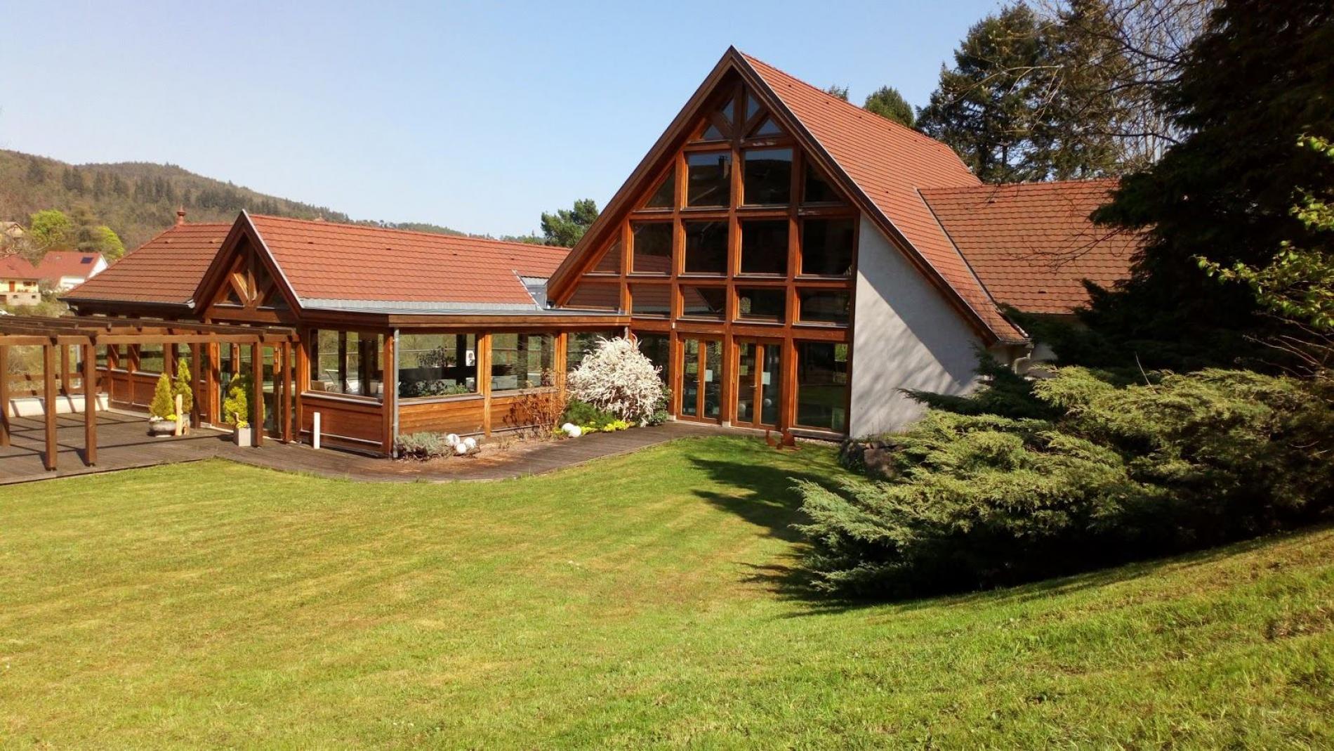 hôtel Spa en Alsace