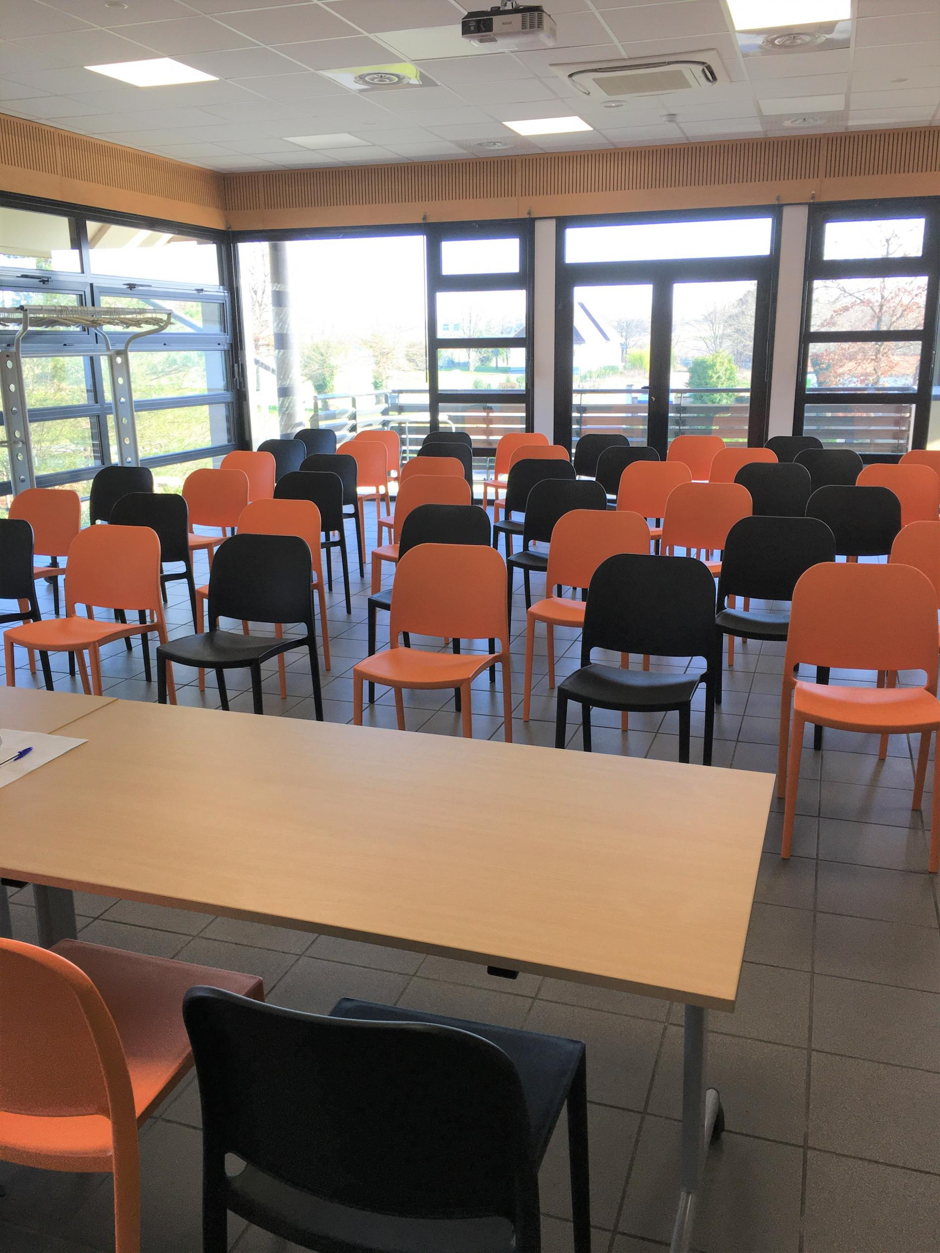 Salle Mastermind Thêatre