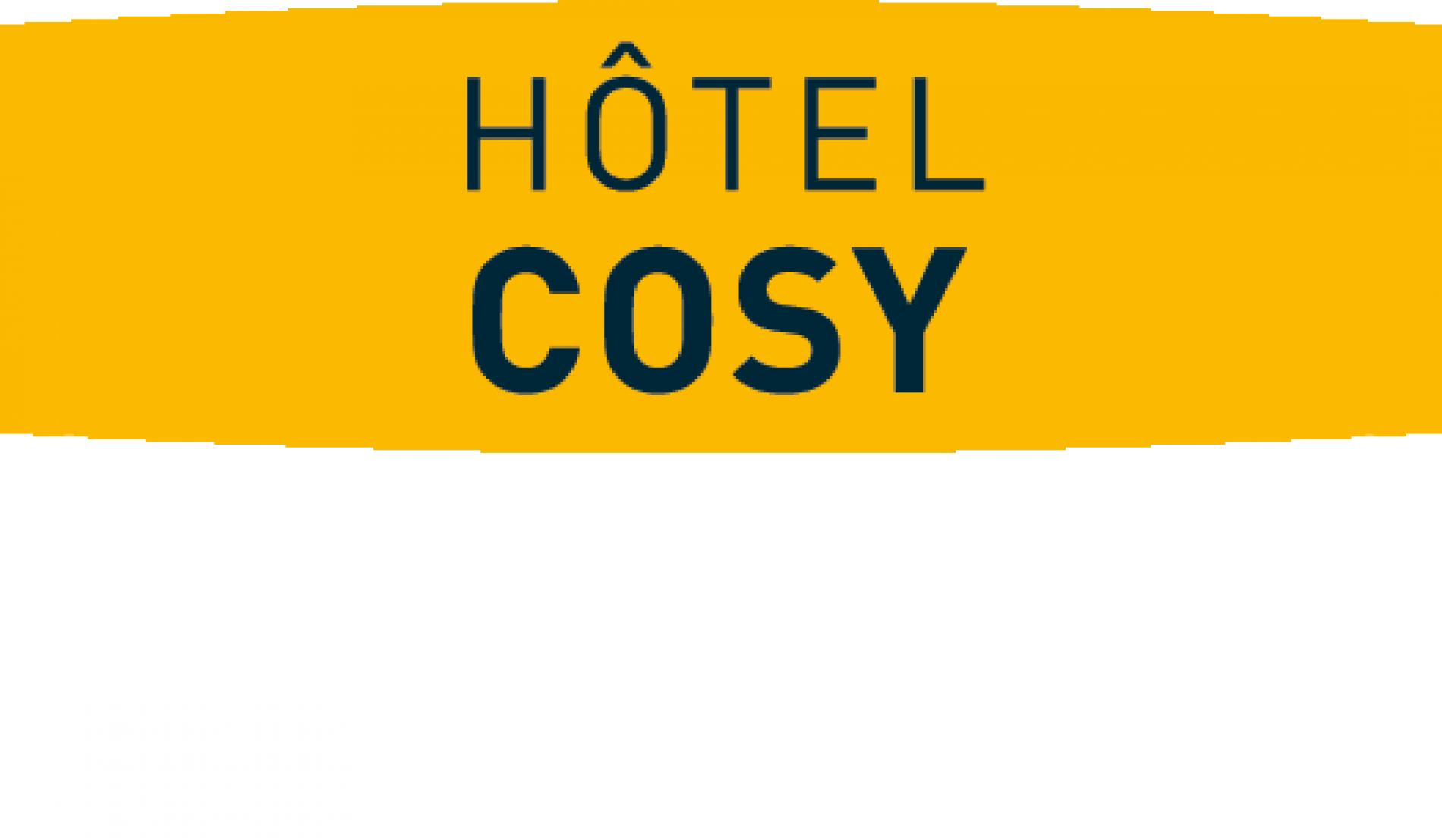 Logo logis hôtel cosy