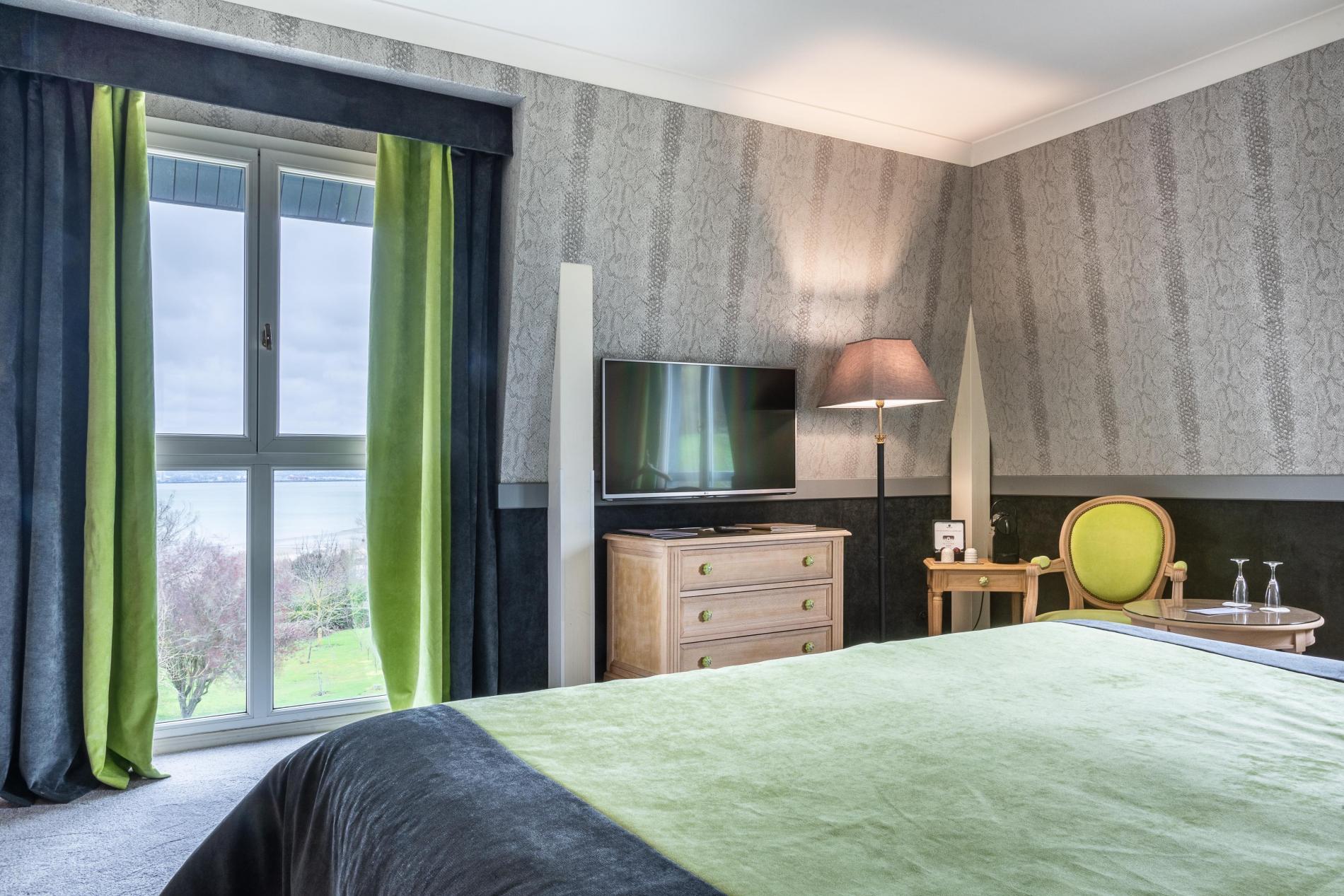 Chambre Exécutive : Séminaire Résidentiel à Deauville
