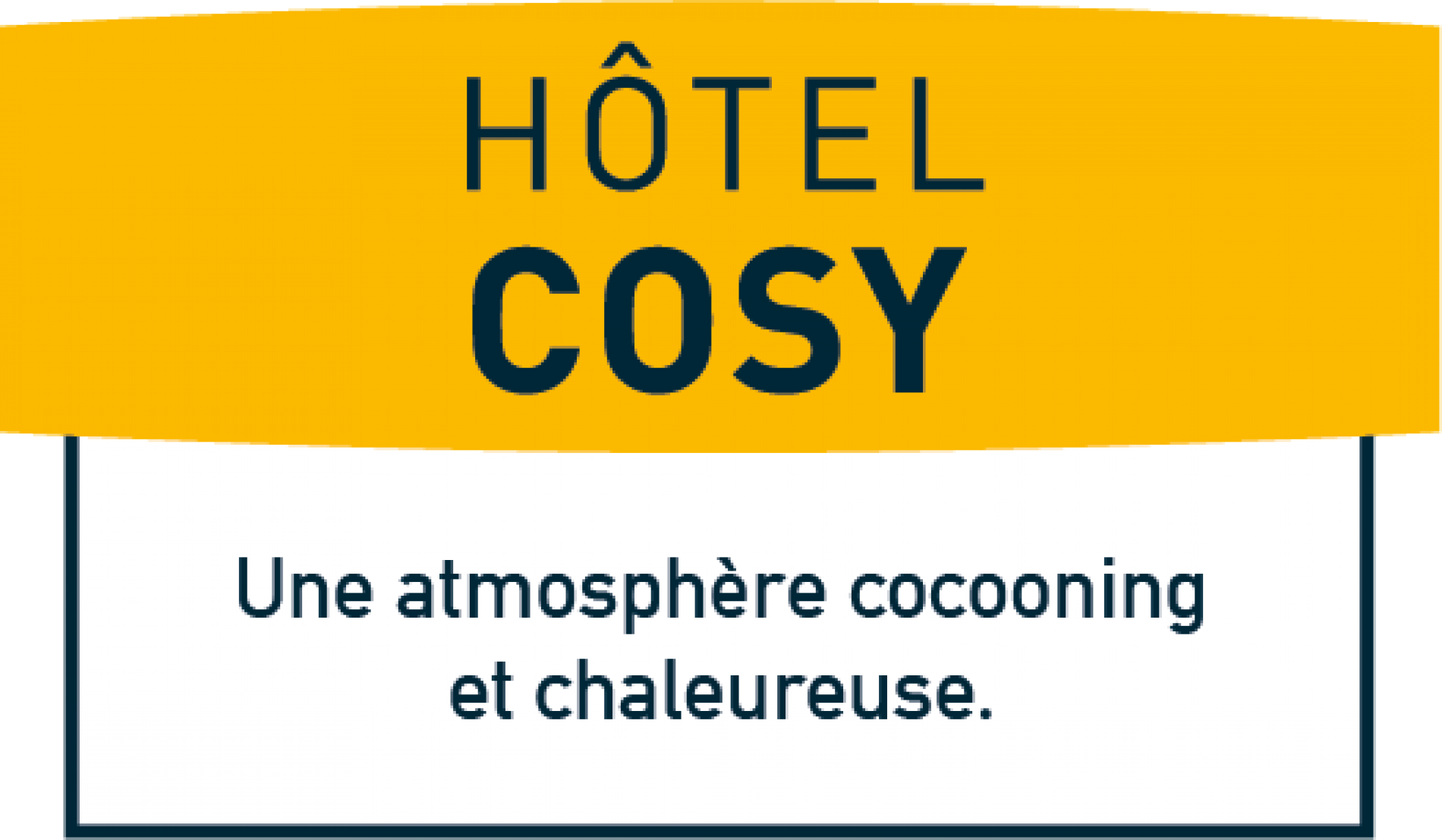 logis hotel le relais saint vincent, logo hôtel cosy
