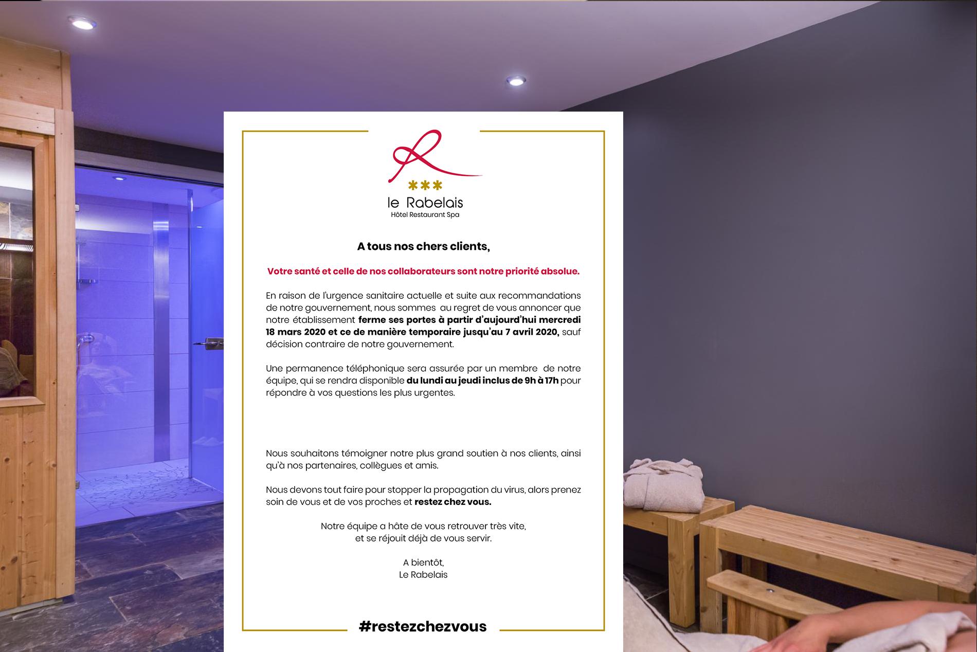 Hôtel***, Restaurant, Spa en Vendée
