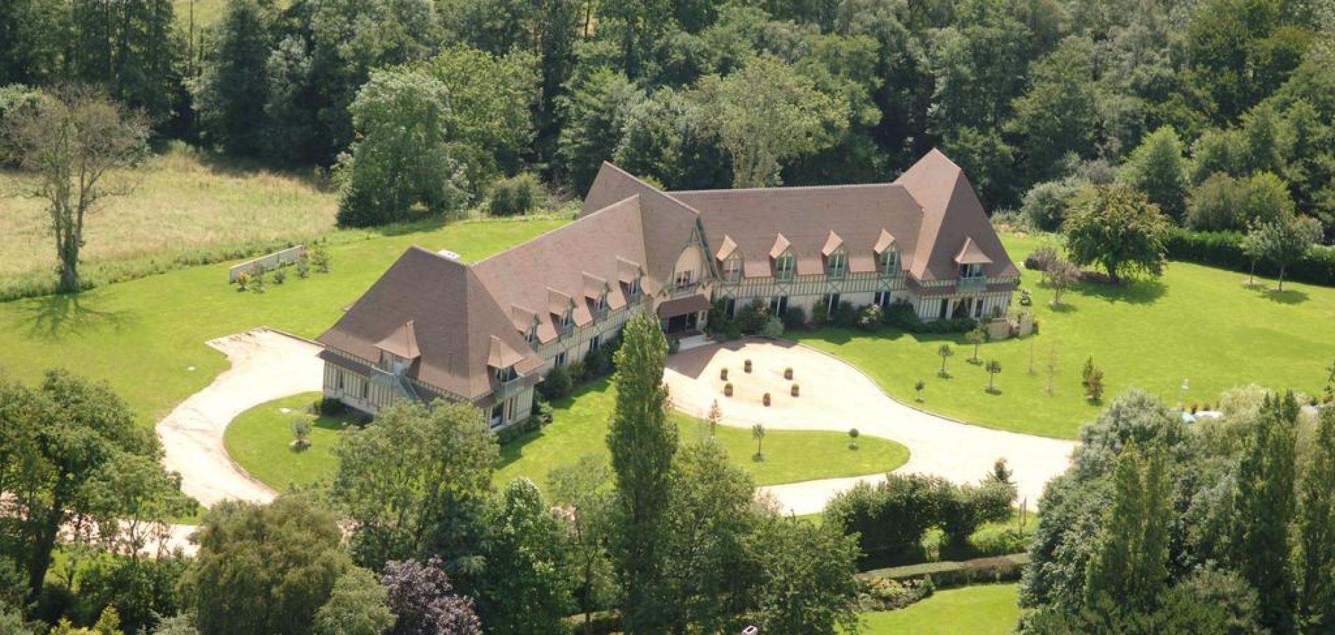 Hôtel de charme proche Deauville