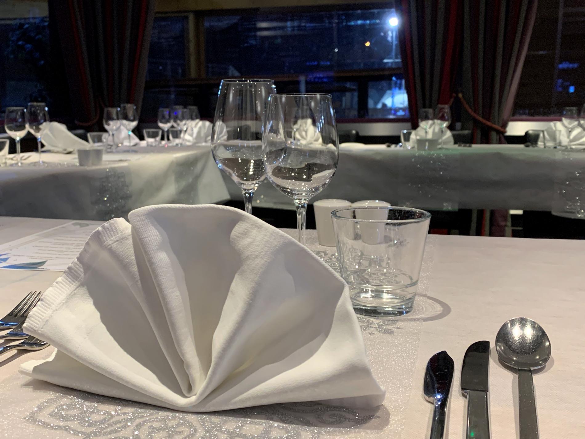 table de mariage Mars 2020