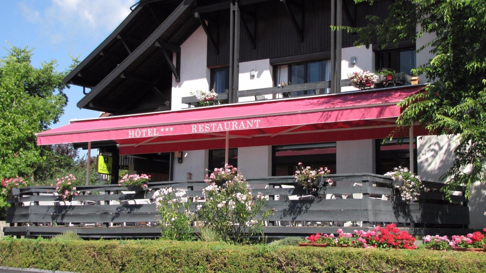 Logis Hôtel Auberge Restaurant d'Argonay