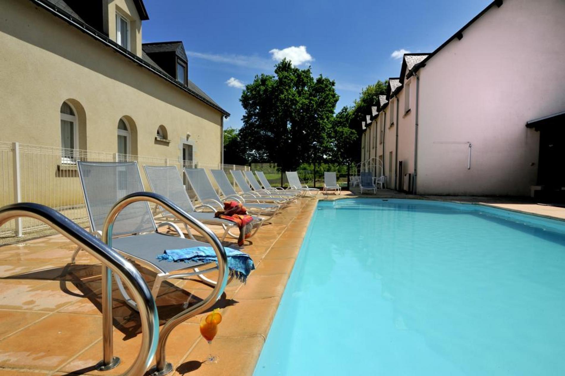 Hôtel détente & bien-être à Mézangers, au coeur du Pays-de-la-Loire