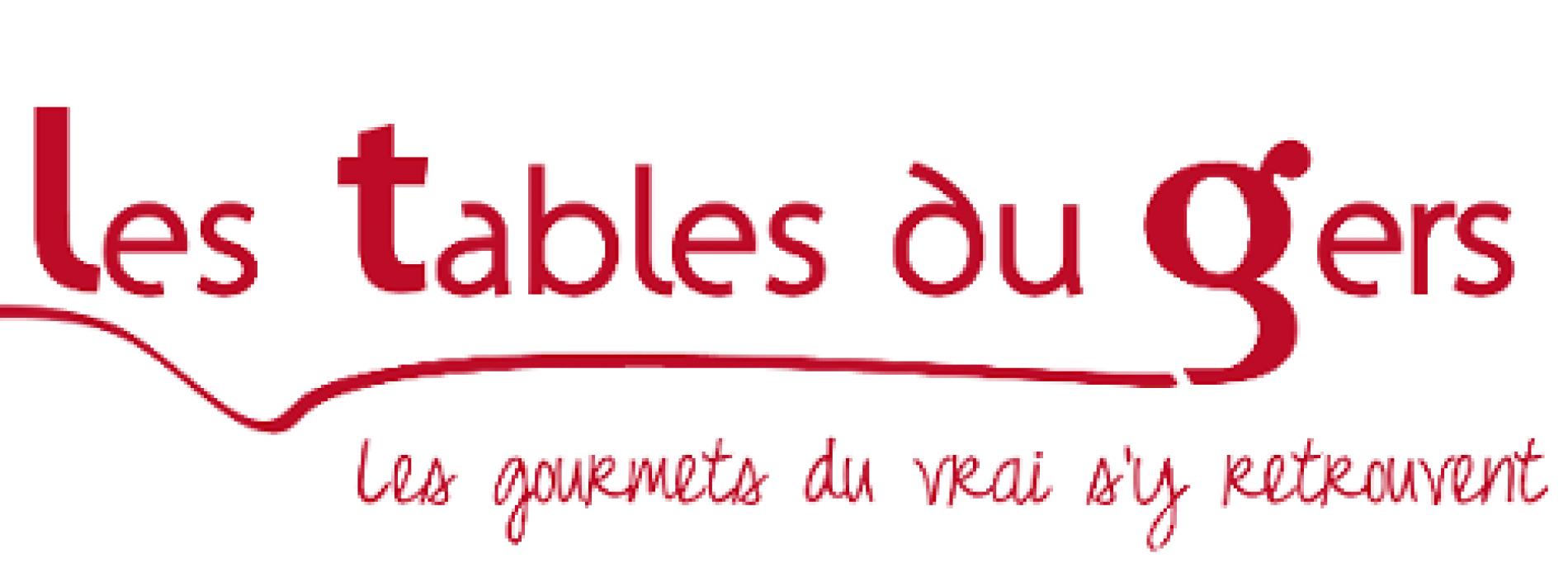 Logo les tables du Gers
