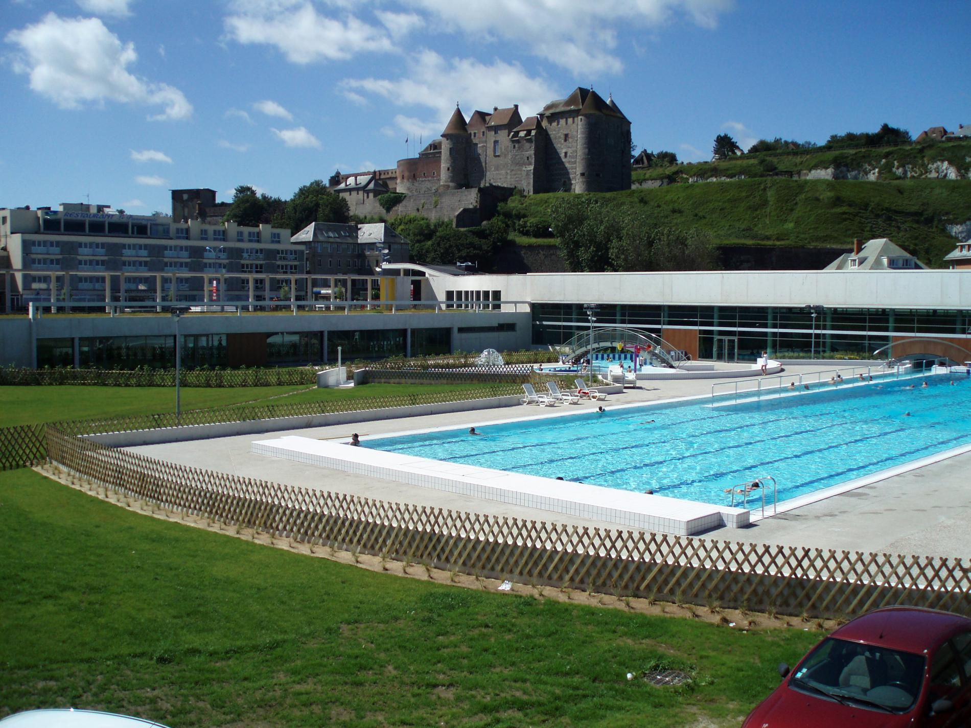 RELAXATION: DIEPPE BATHS