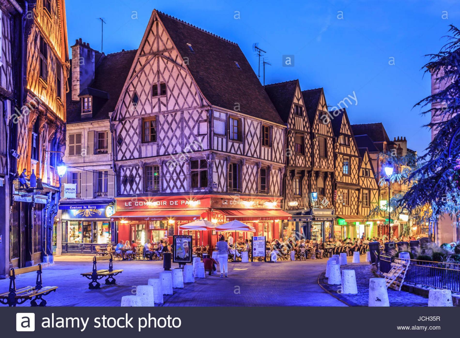 Centre historique de Bourges