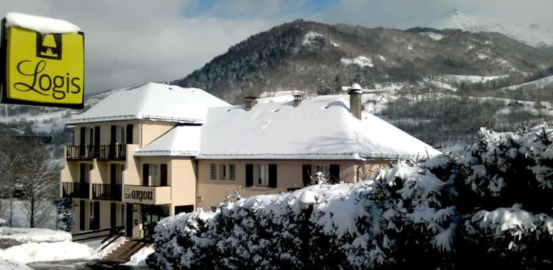 Hôtel Le Griou Saint Jacques des Blats Lioran