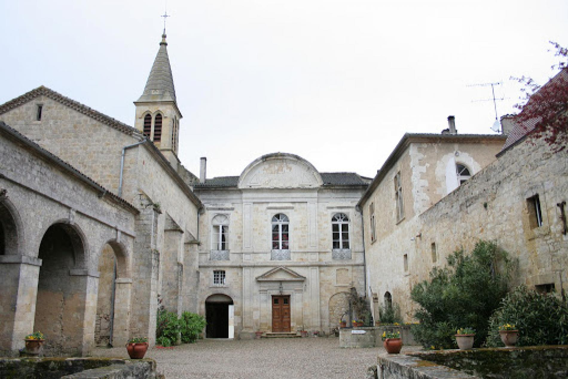 The Chateau de Cassaigne