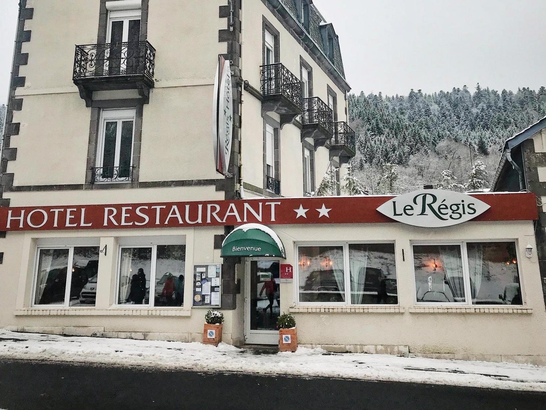 Hôtel Restaurant Le Régis