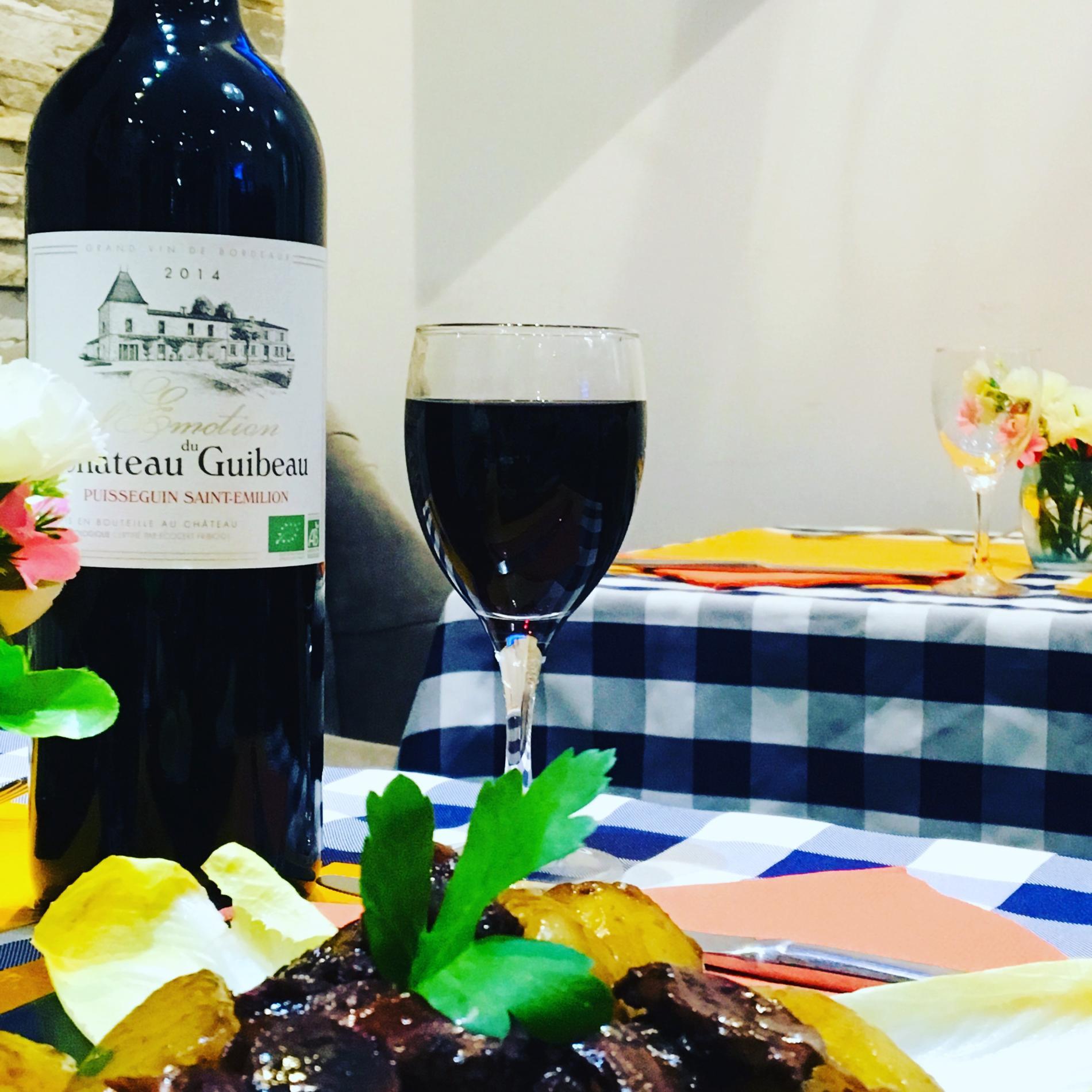 Sélection de Vins du Monde au restaurant Le VLT