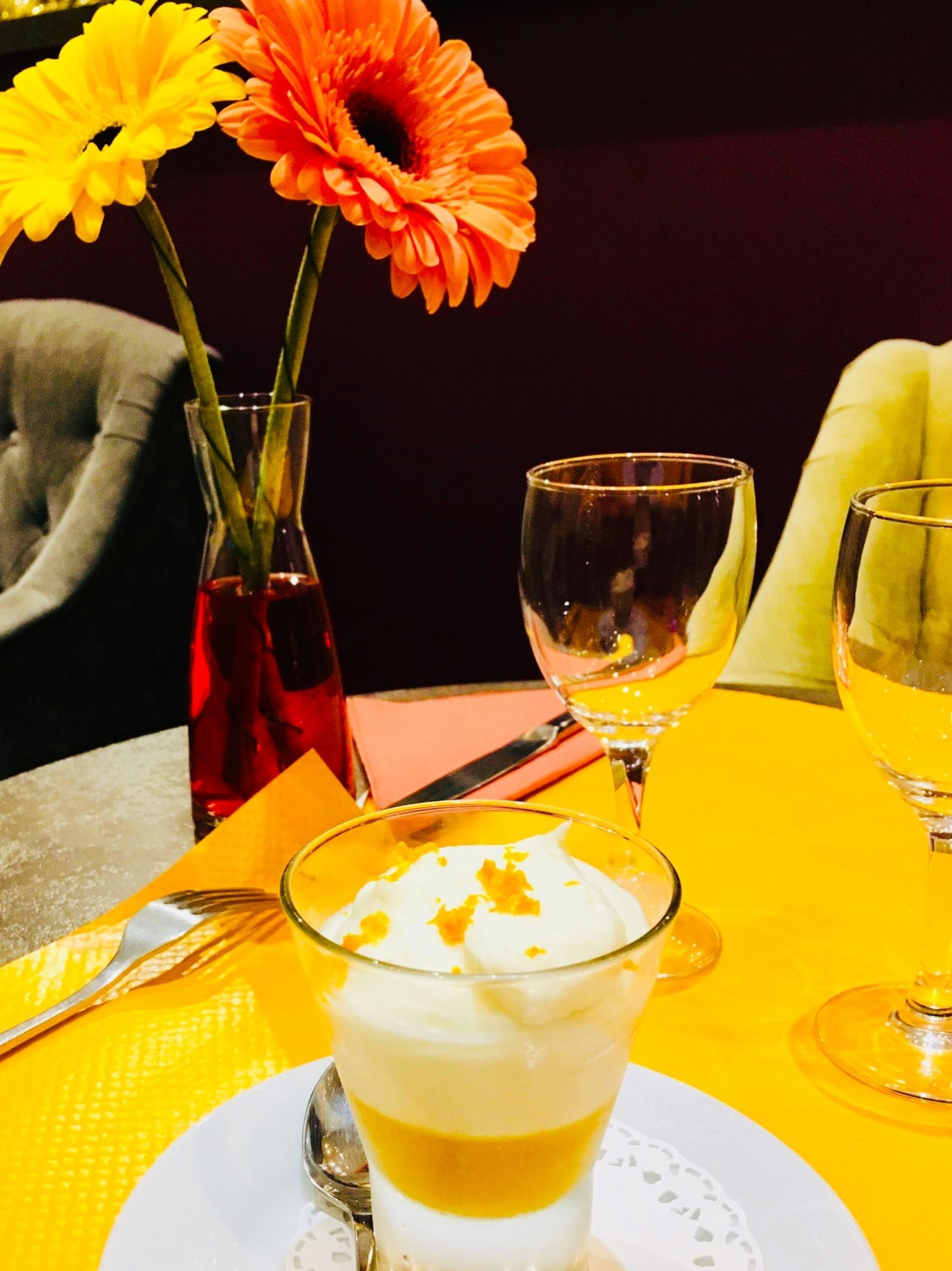 Dessert Le VLT