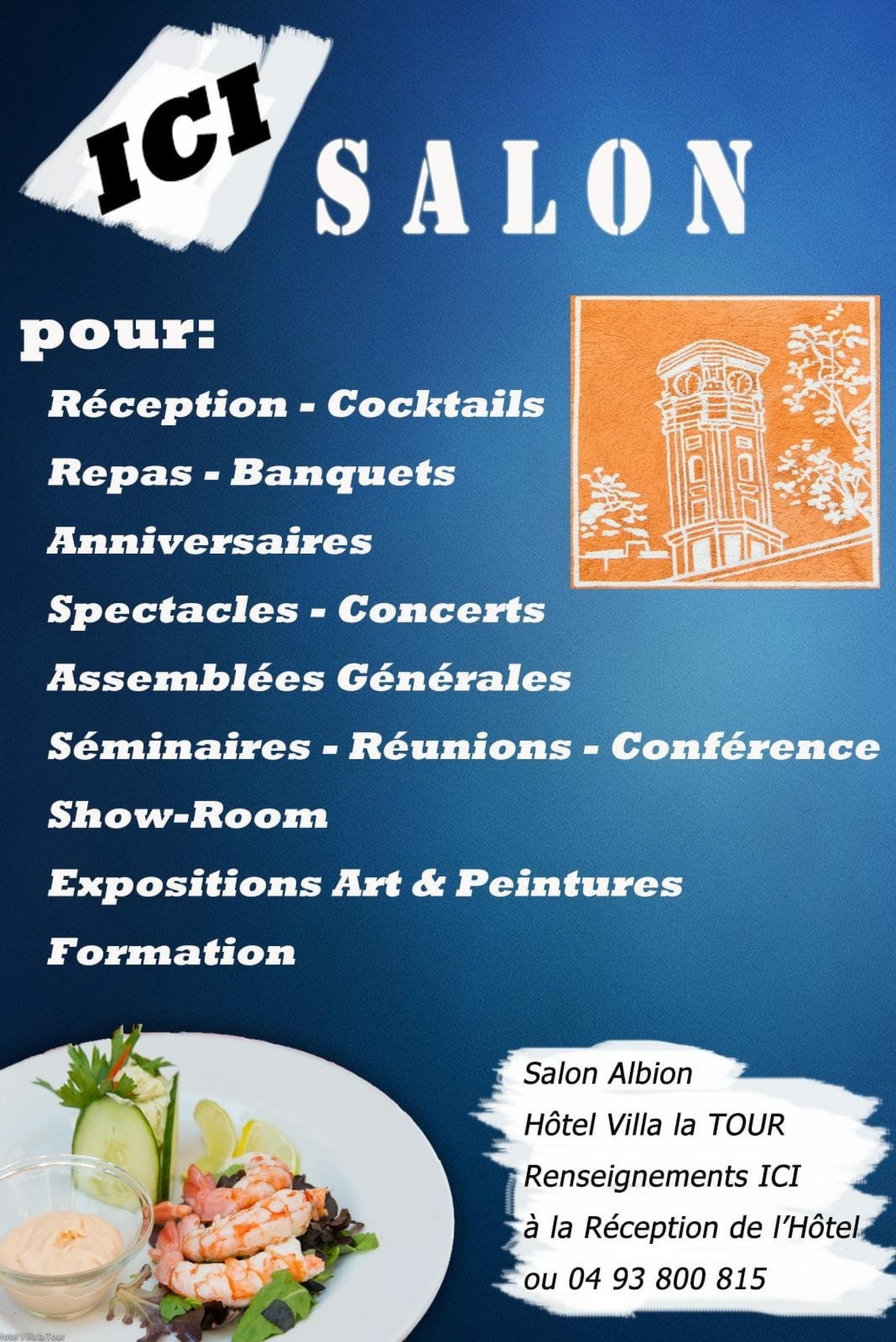 Salon Albion