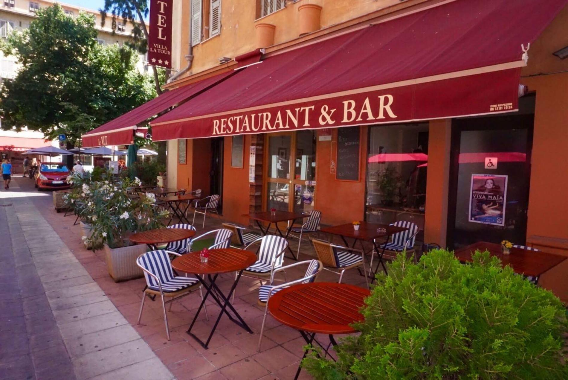 Terrasse Restaurant| Hôtel