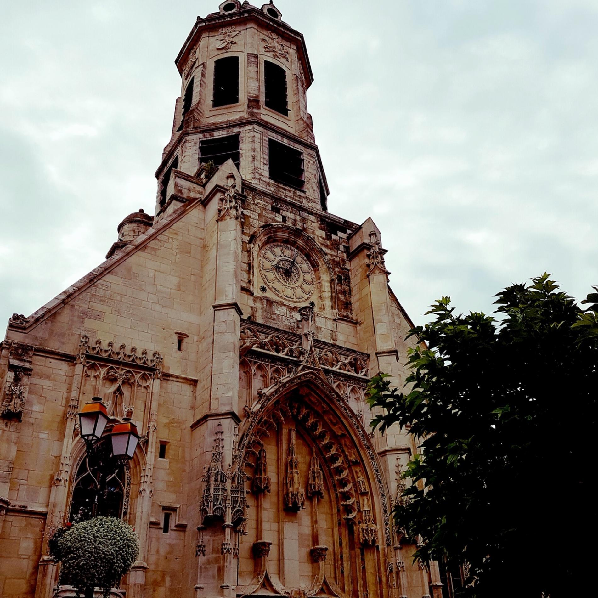 L'église Saint Léonard