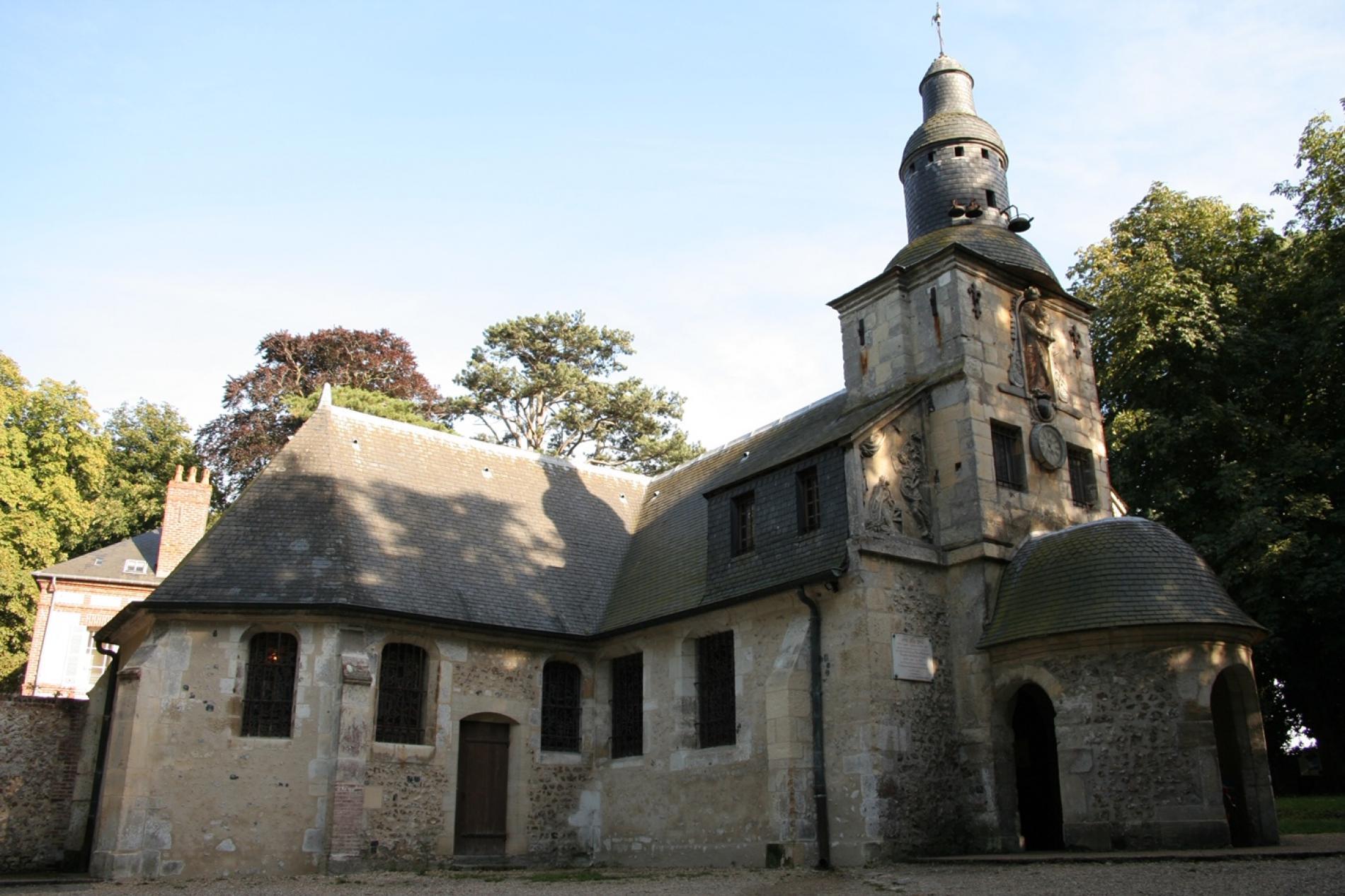 L'église Notre Dame de Grâce