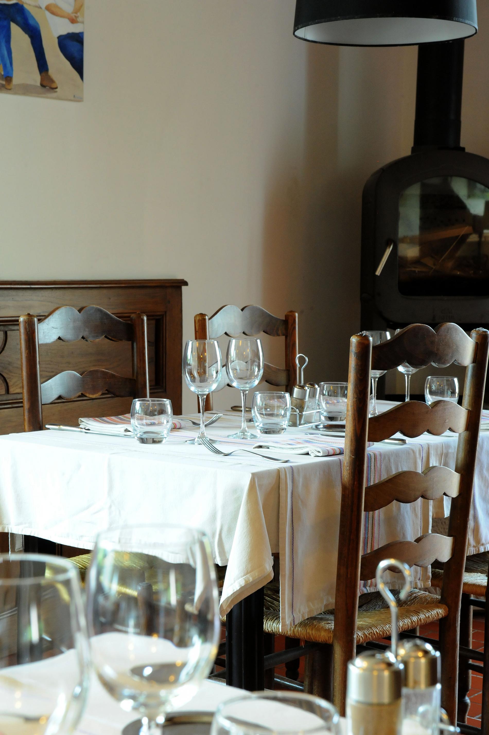 Restaurant du Xoko Goxoa à Saint Michel