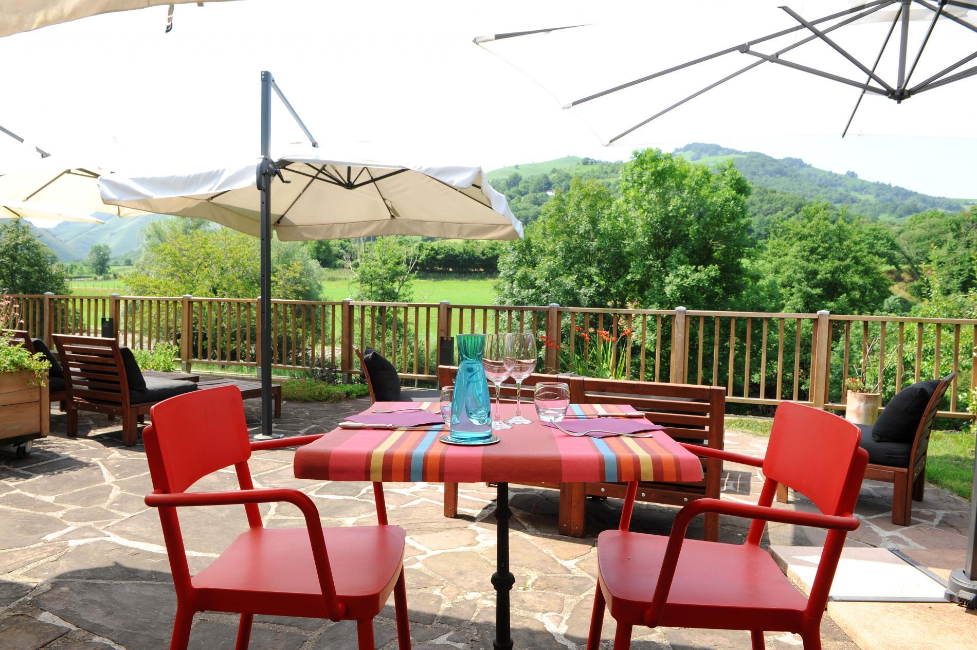 Logis Hôtel Restaurant Xoko Goxoa