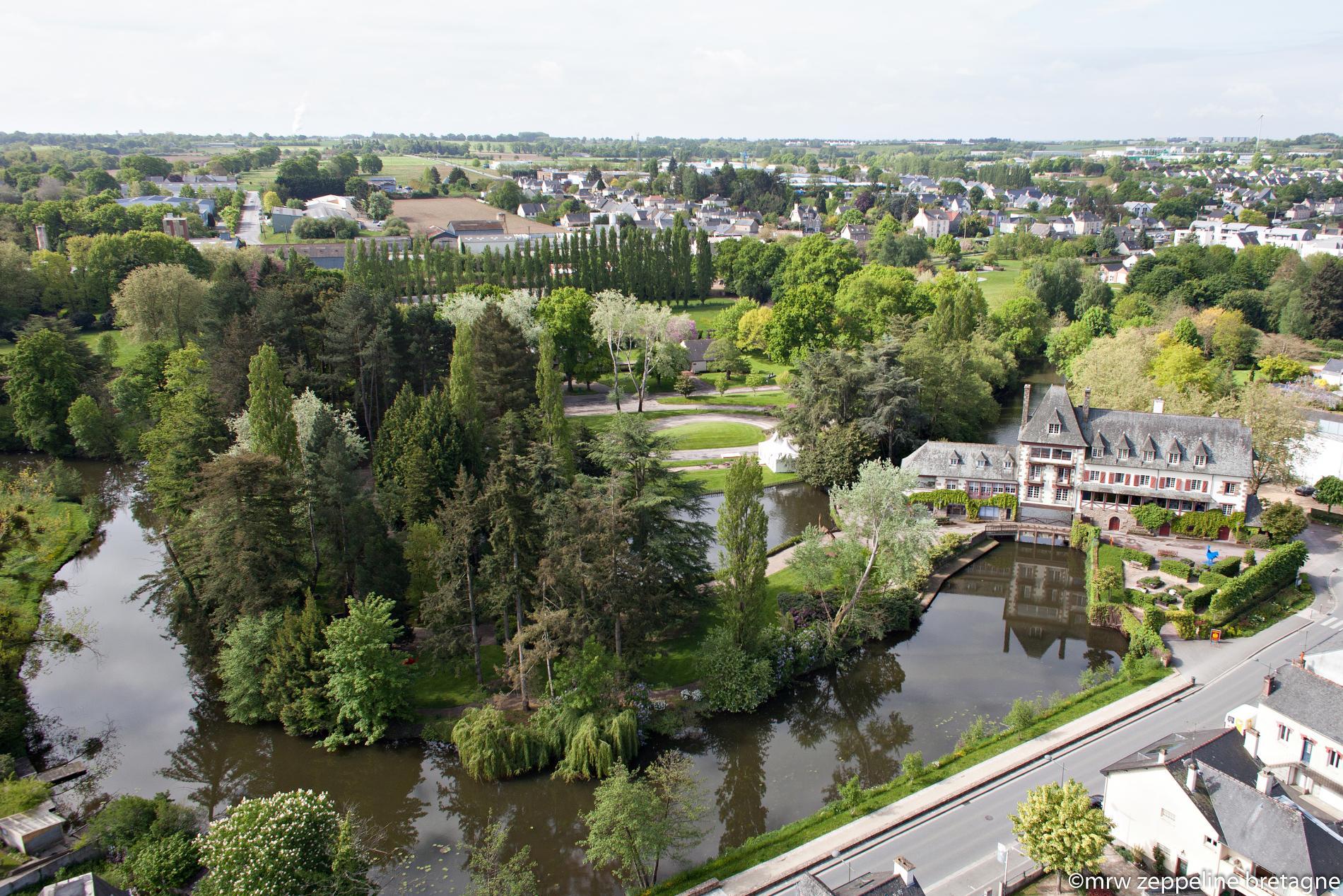 Entre Rennes et Vitré