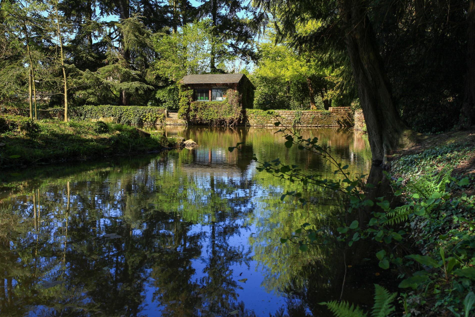 Un parc de 5 hectares