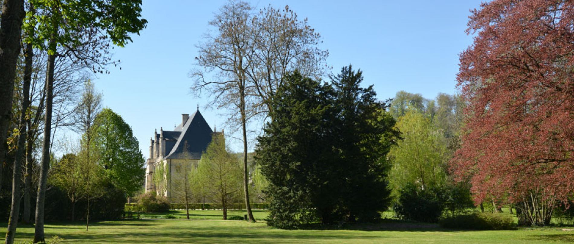 Château du Grand Jardin de Joinville