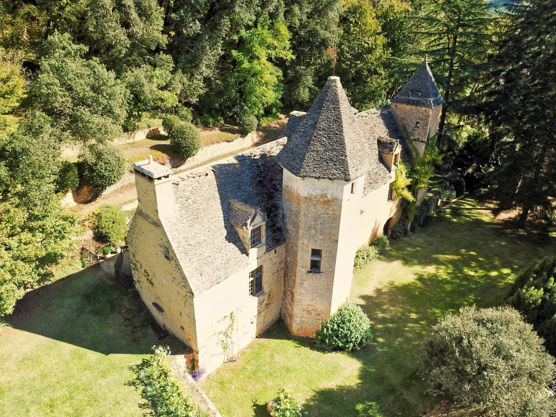 Le Château de Lacypierre