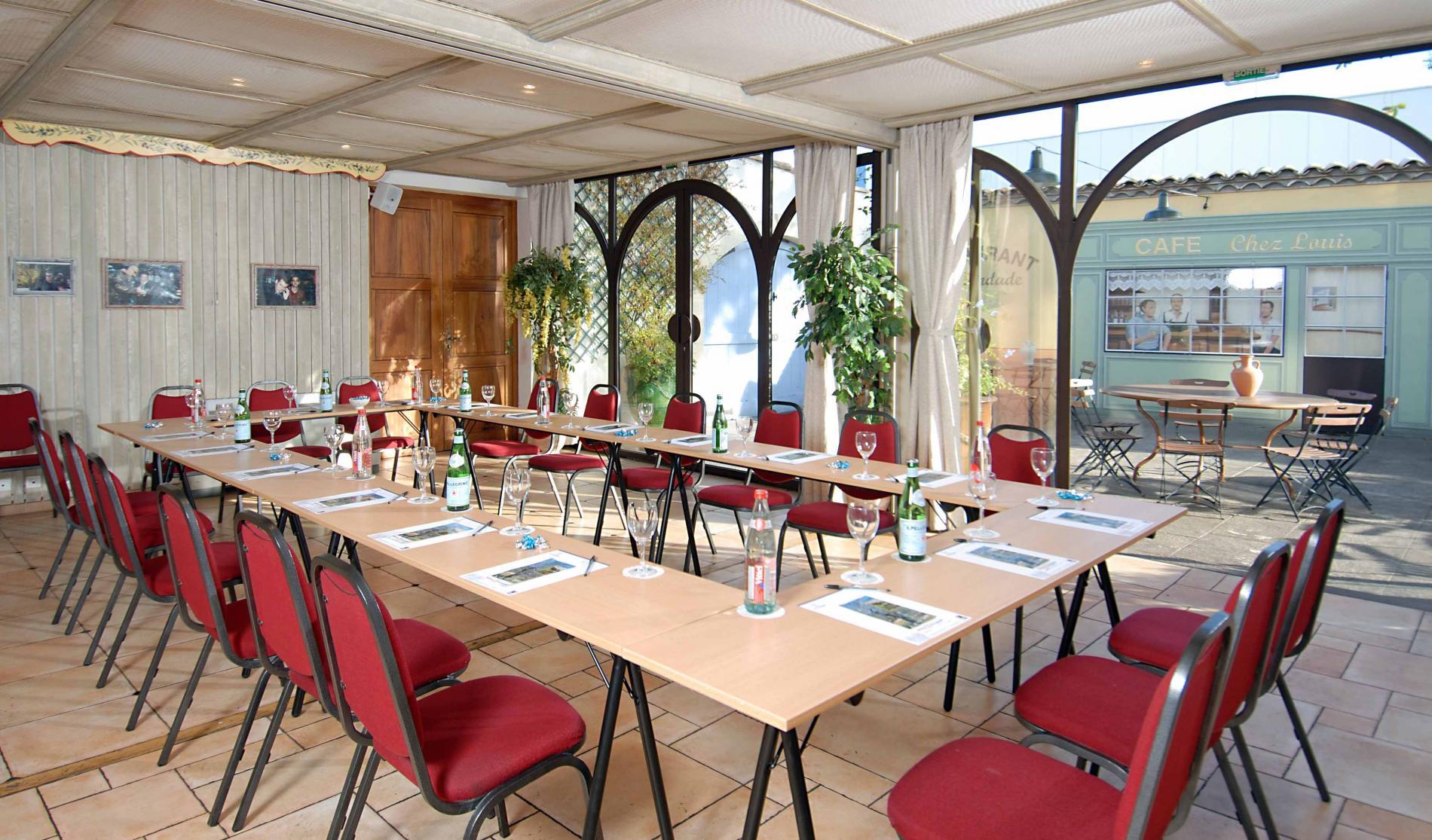 Un Hôtel Restaurant à Nîmes pour vos séminaires