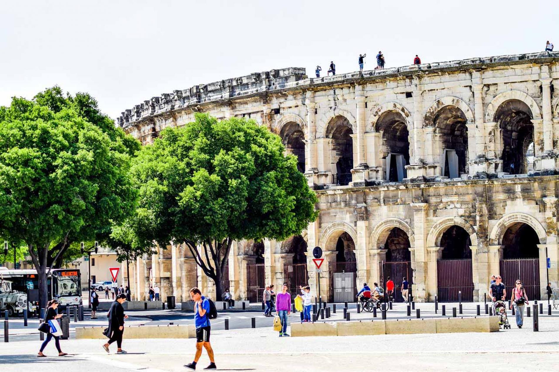 Nîmes, la Rome française