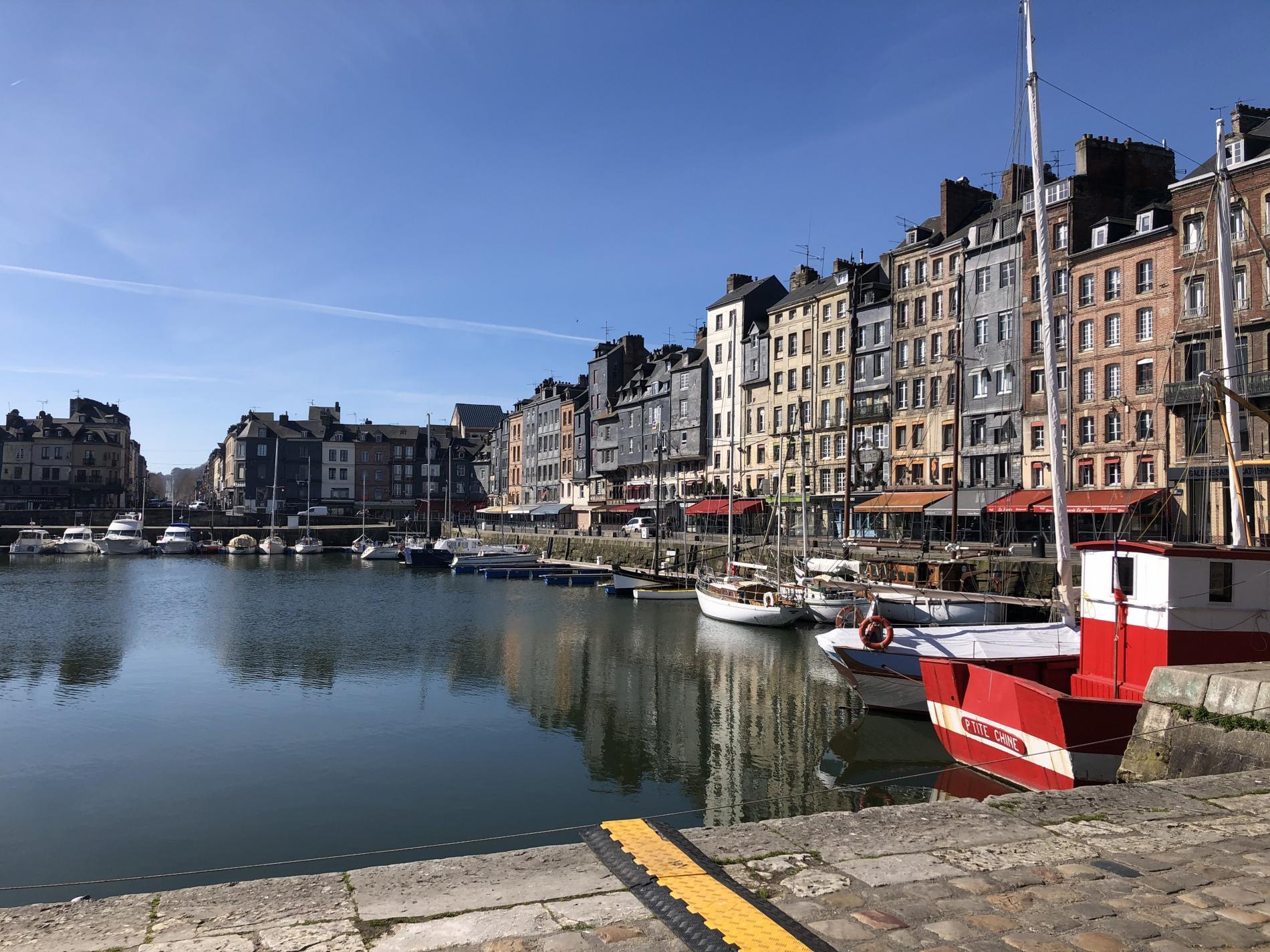 Port of Honfleur