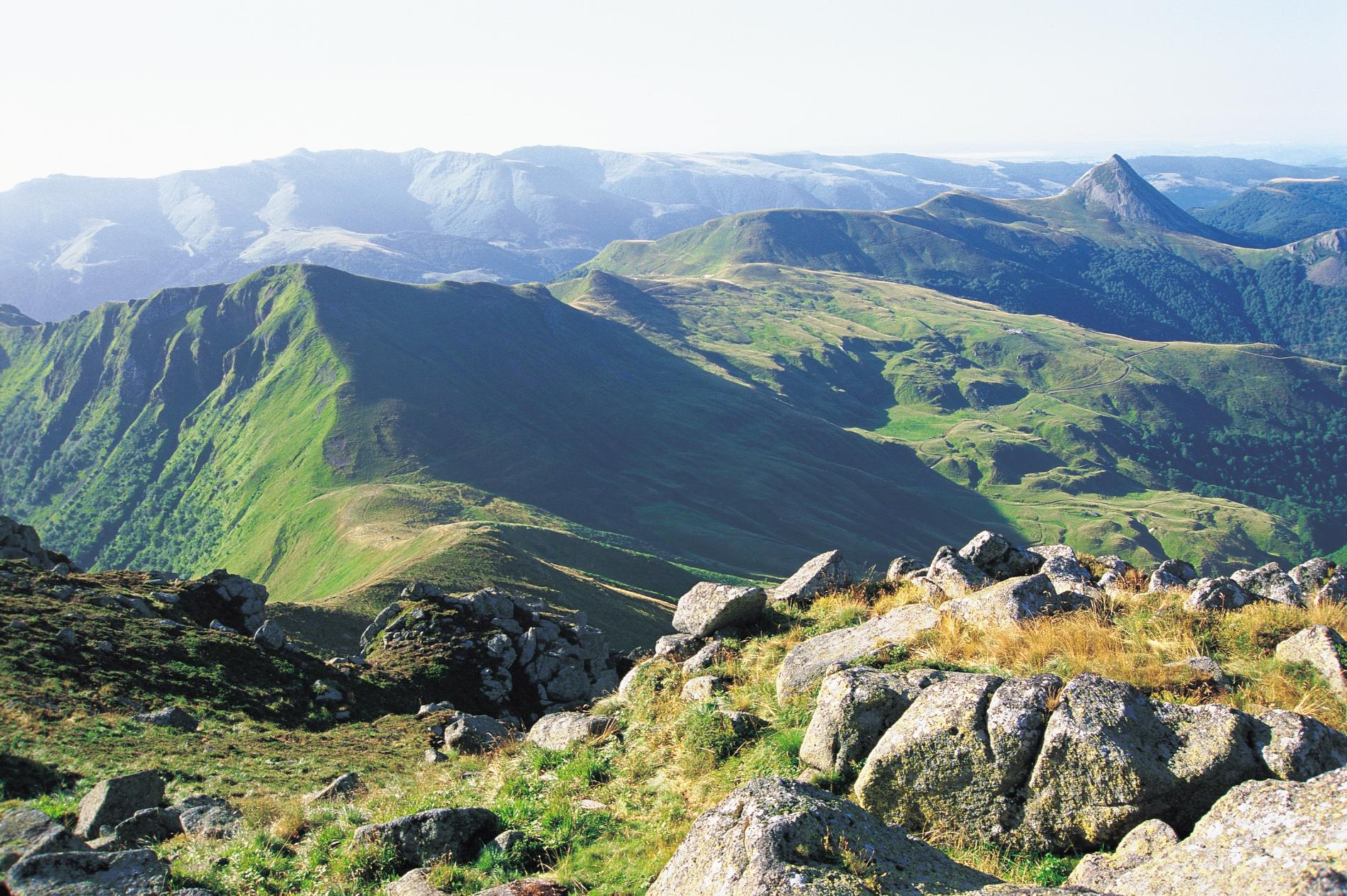 Puy Mary - Volcan du Cantal