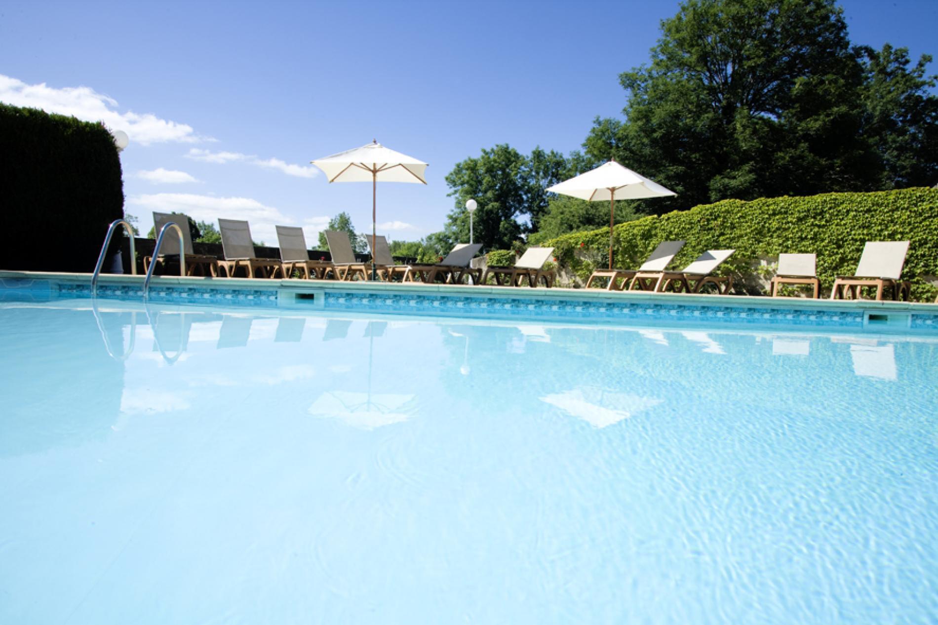 Wellness barn - Fleurs de Montagne SPA and swimming pool, Cantal