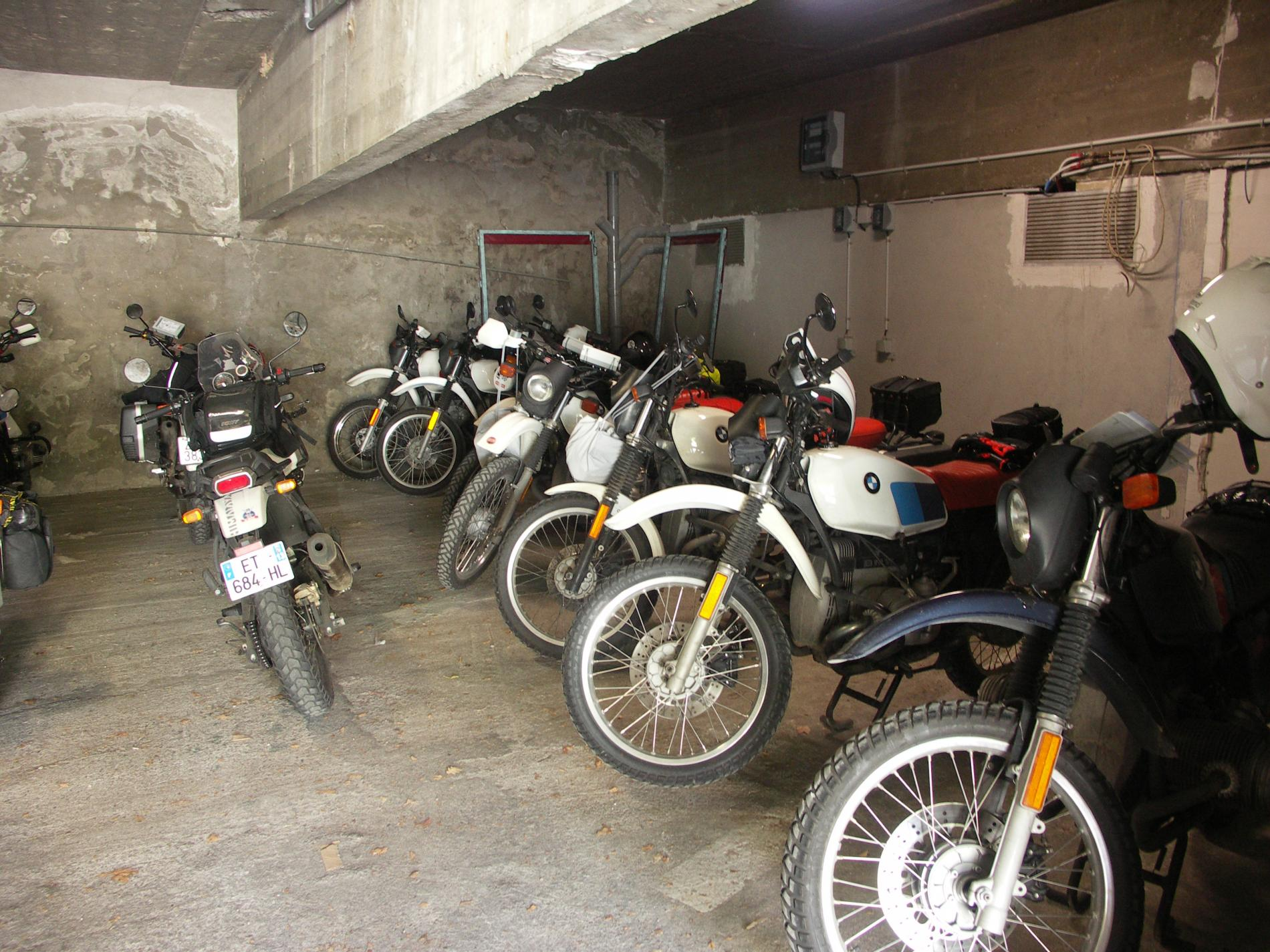 Accueils groupes motos et voitures