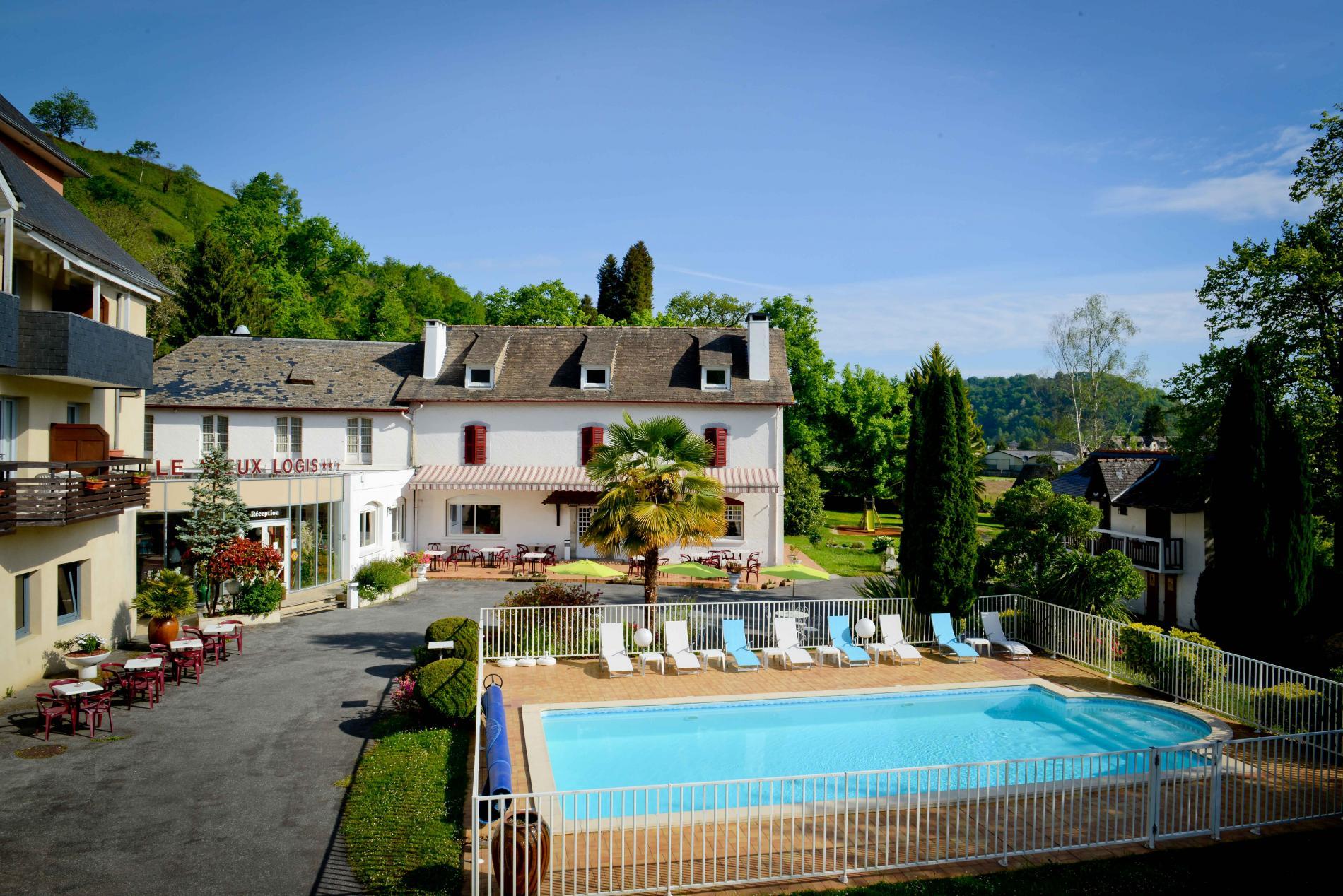 Hôtel & Restaurant Le Vieux Logis