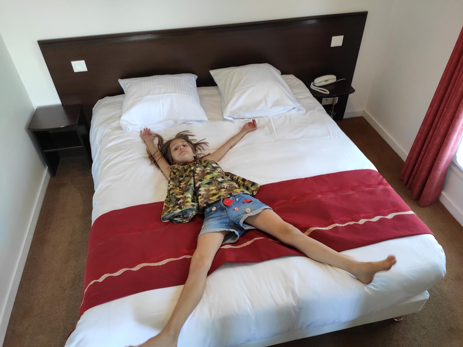 Suite familiale espace enfants Hôtel le Richelieu Saujon