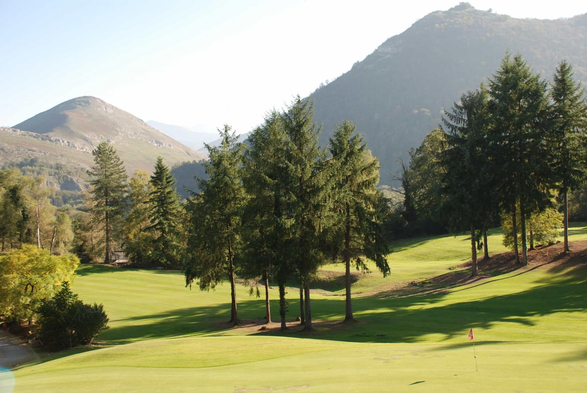 Golf de Lourdes