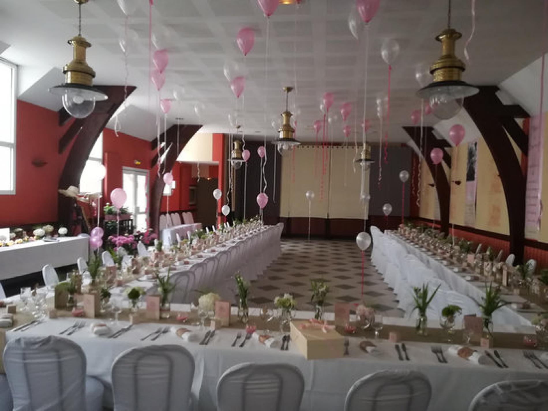 salle de mariage l'Auberg'ine