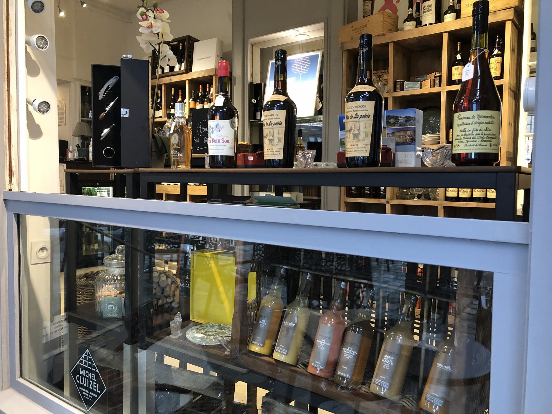 Café boutique Maison Terre et Mer